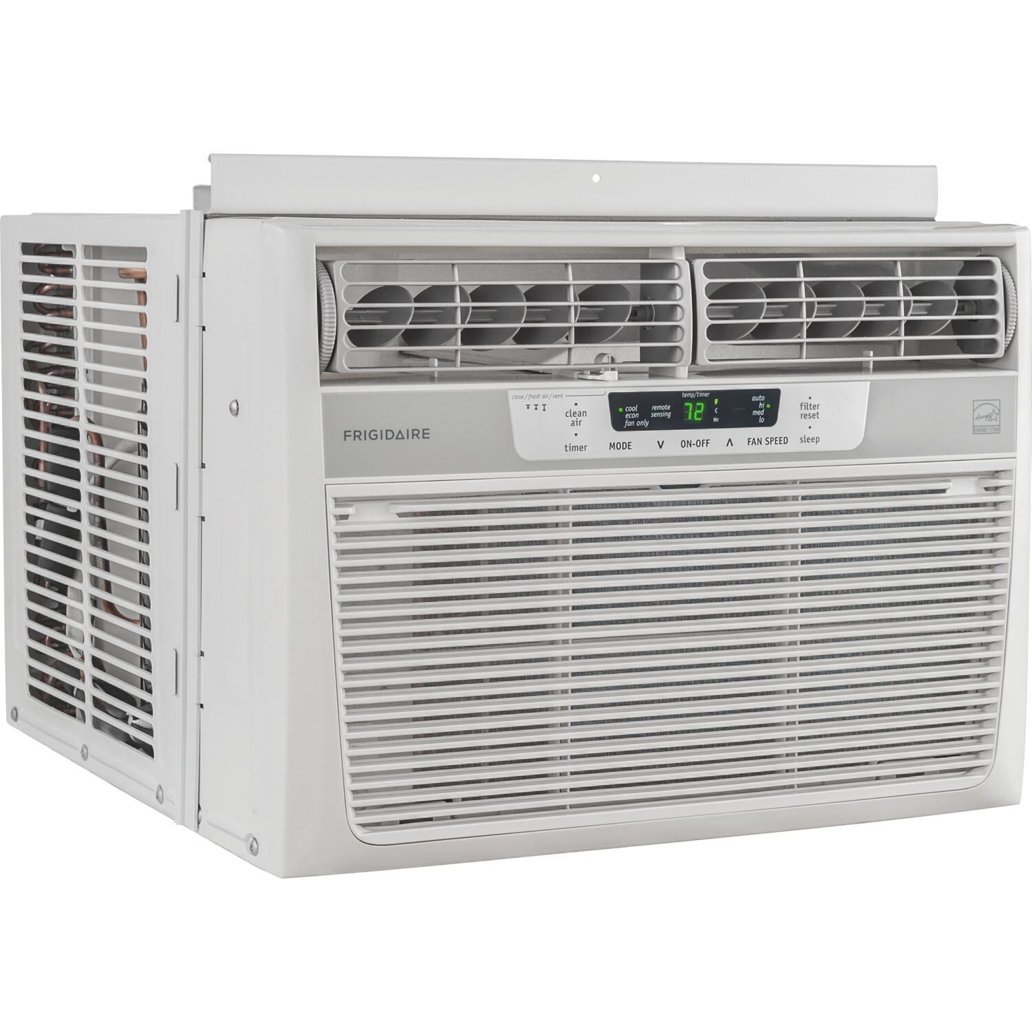 Energy Star Window Compact Air Conditioner with Remote by Frigidaire #417737
