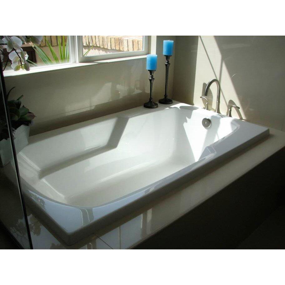 Hydro Systems Designer Solo 54 Quot X 30 Quot Soaking Bathtub