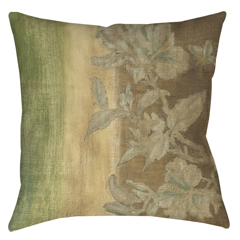 Throw Pillows In Abuja : Manual Woodworkers & Weavers Antique Indoor/Outdoor Throw Pillow & Reviews Wayfair