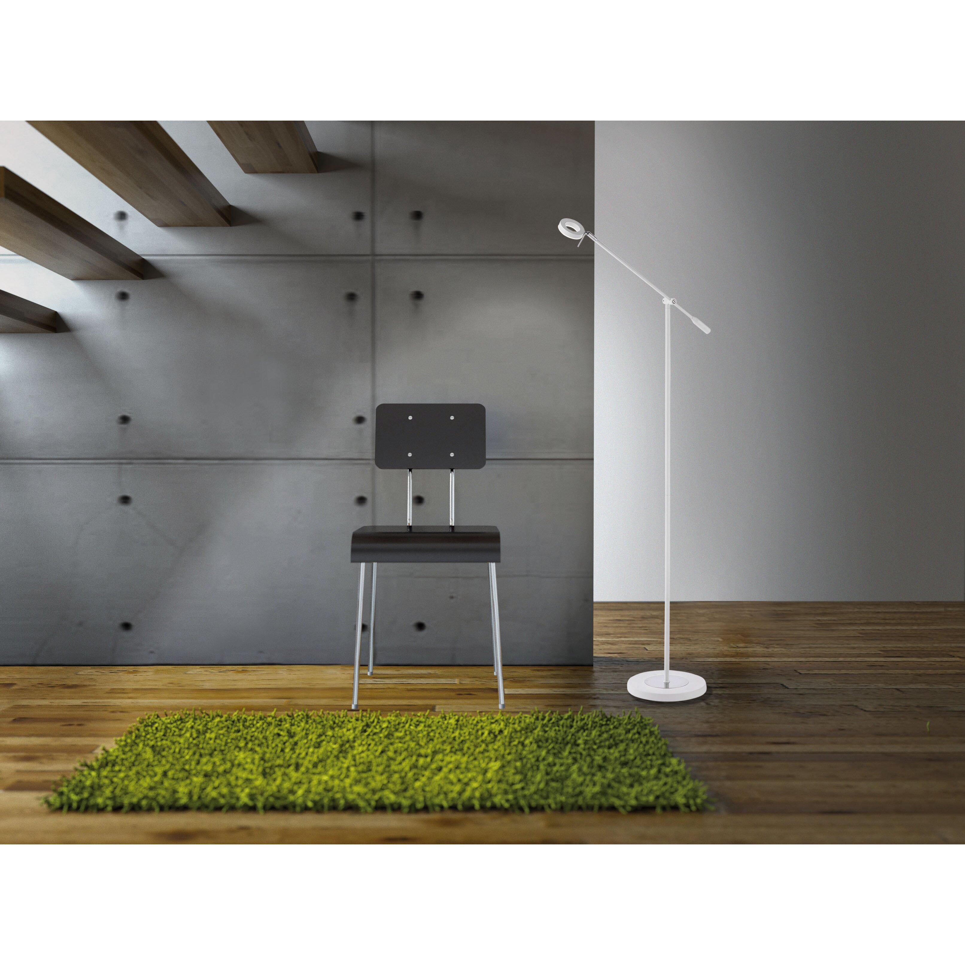paul neuhaus leseleuchte sileda. Black Bedroom Furniture Sets. Home Design Ideas