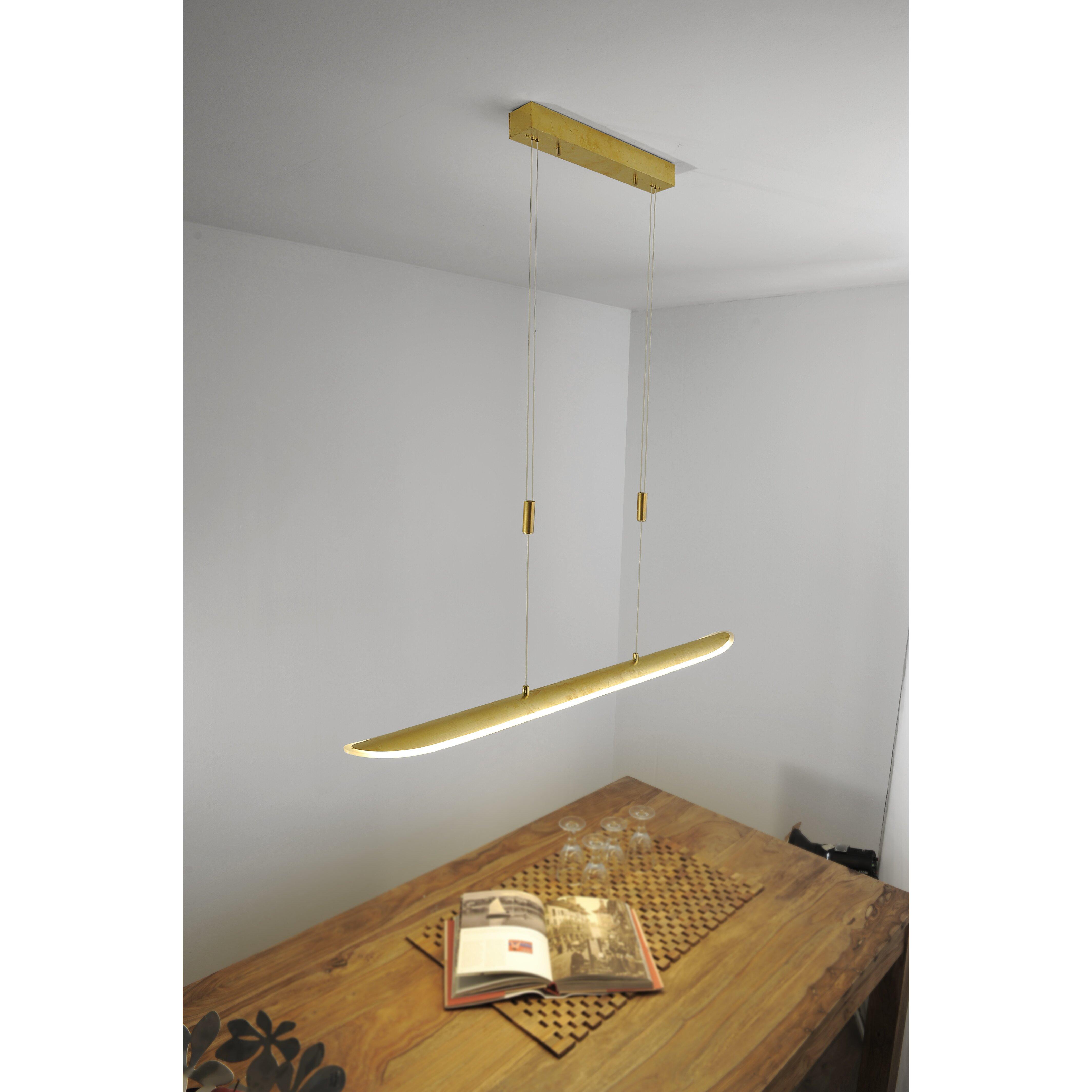paul neuhaus design pendelleuchte 1 flammig skate. Black Bedroom Furniture Sets. Home Design Ideas