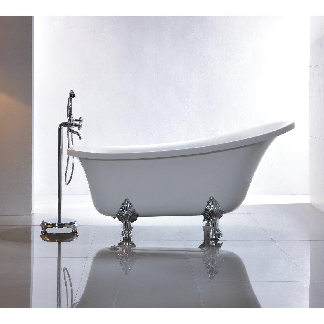 Legion Furniture King 69 X 30 Soaking Bathtub Reviews Way