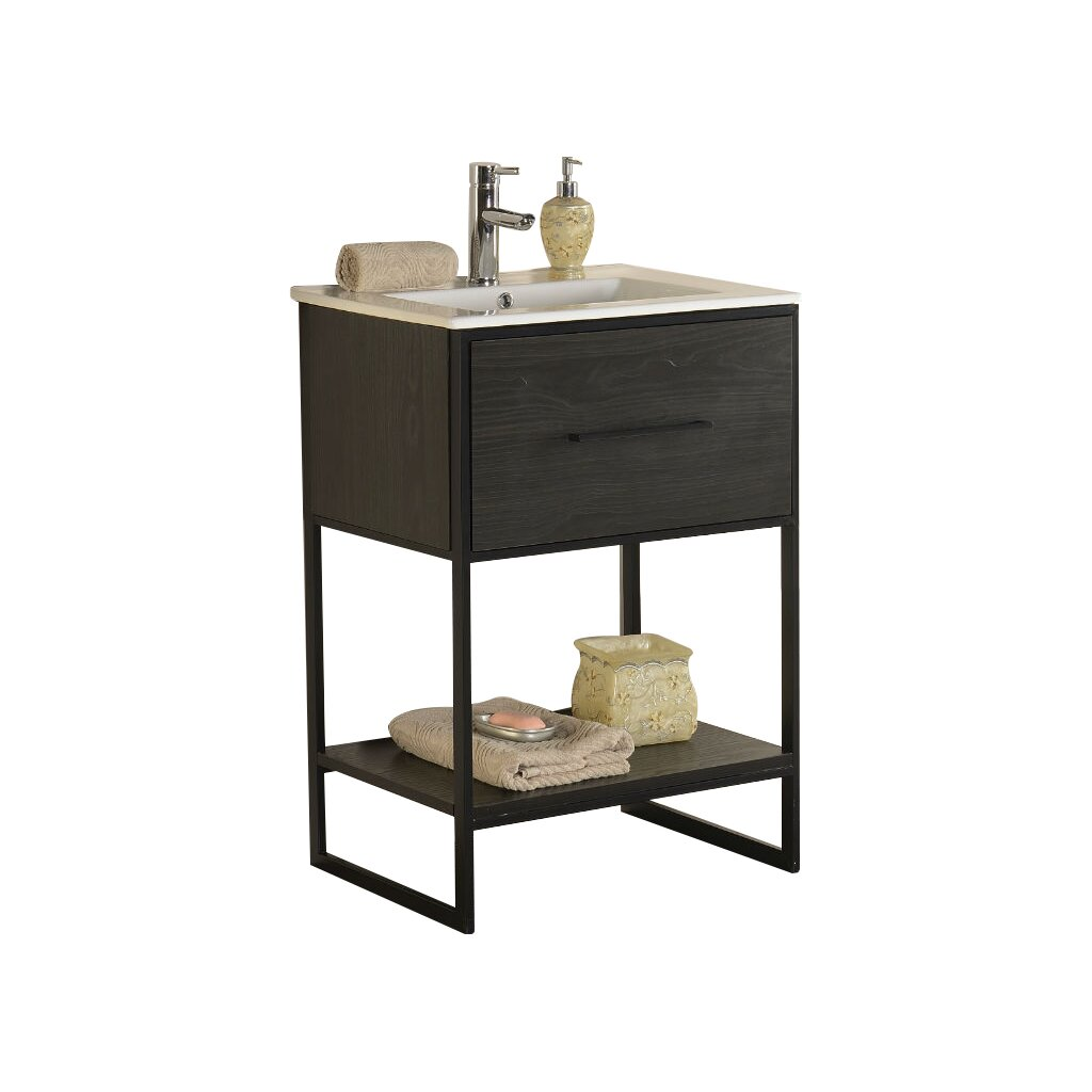 legion furniture 24 single vanity set reviews wayfair