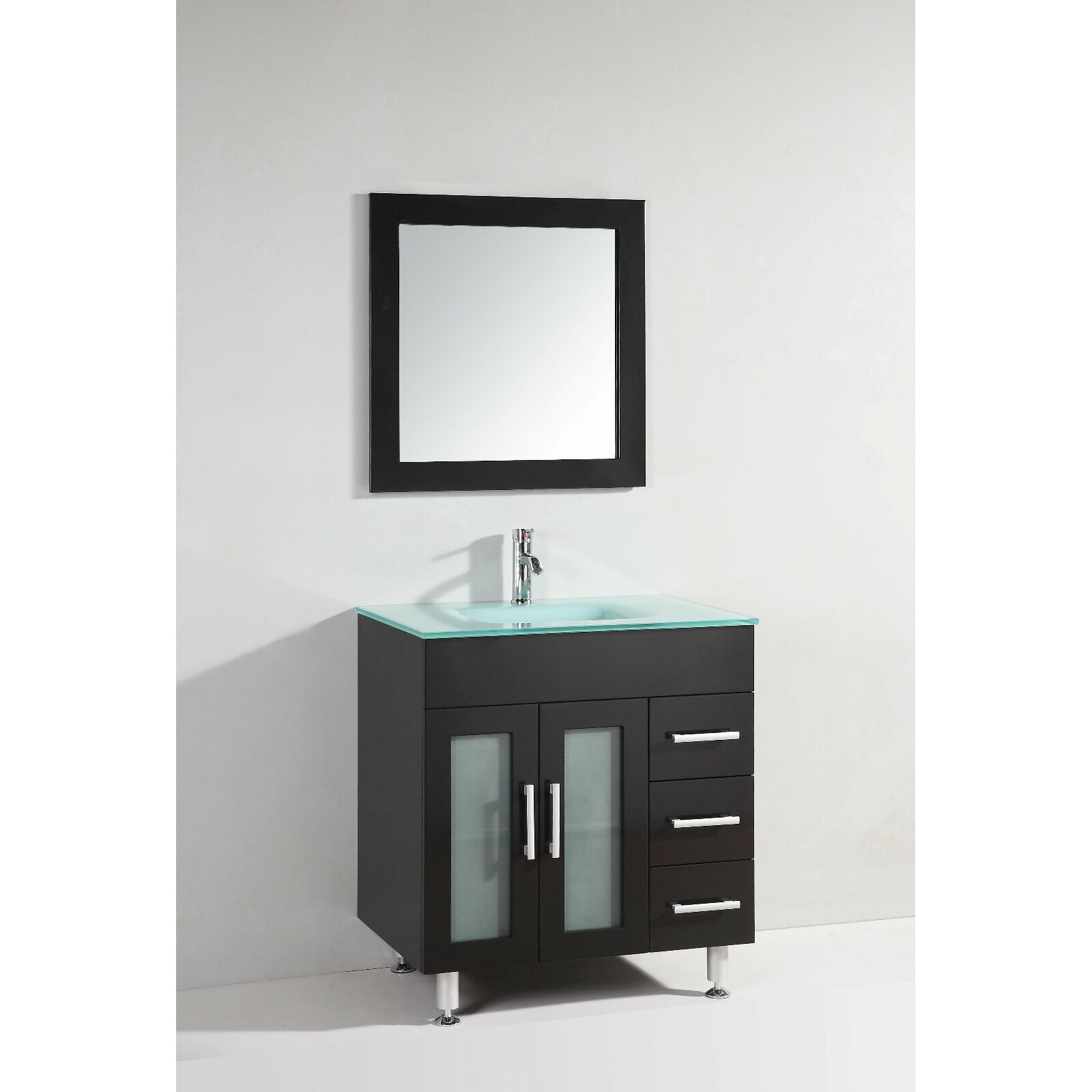 Legion furniture 32 single bathroom vanity set with - Wayfair furniture bathroom vanities ...