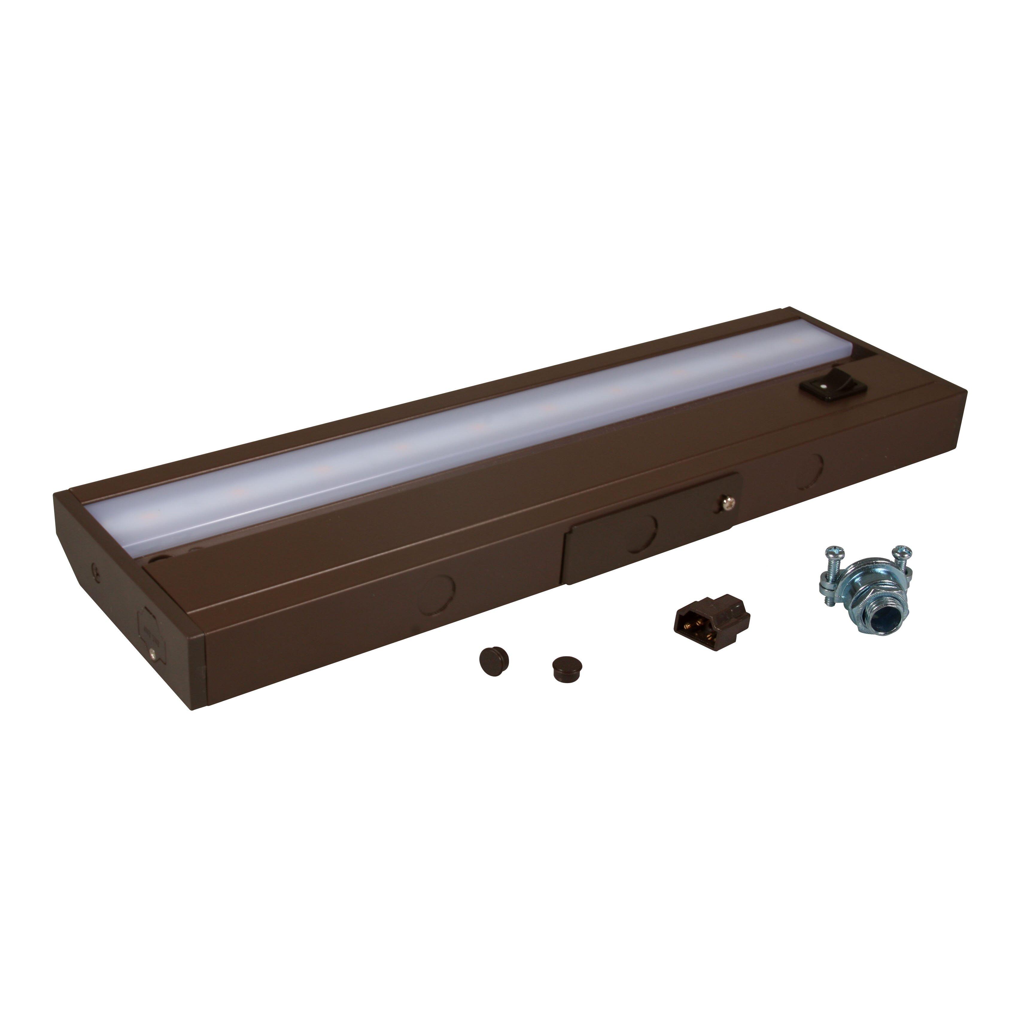 Led Ramp Under Koksskap : American Lighting LLC 125 LED Under Cabinet Bar Light & Reviews