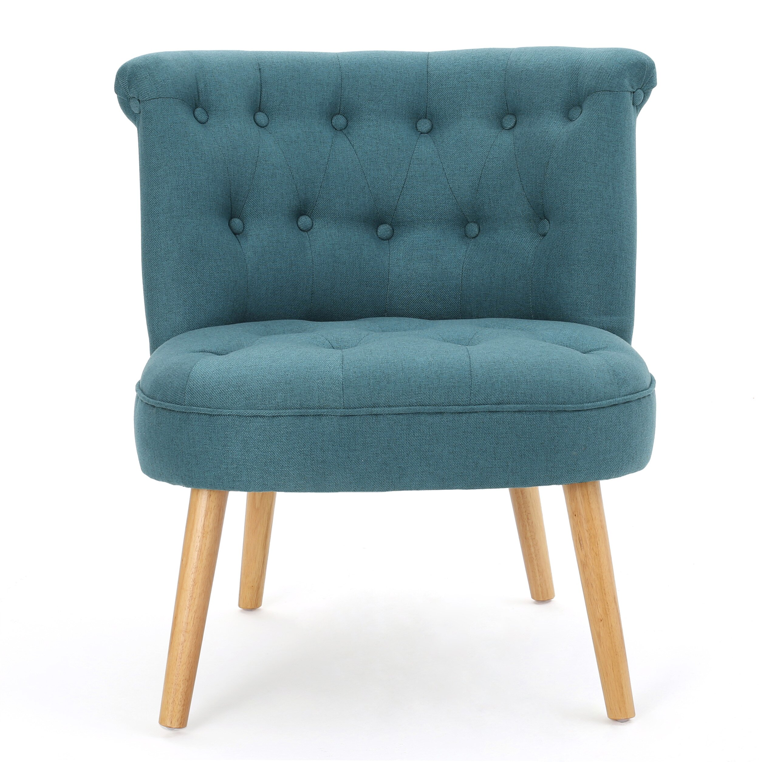 Nfusion Claudia Tufted Club Chair
