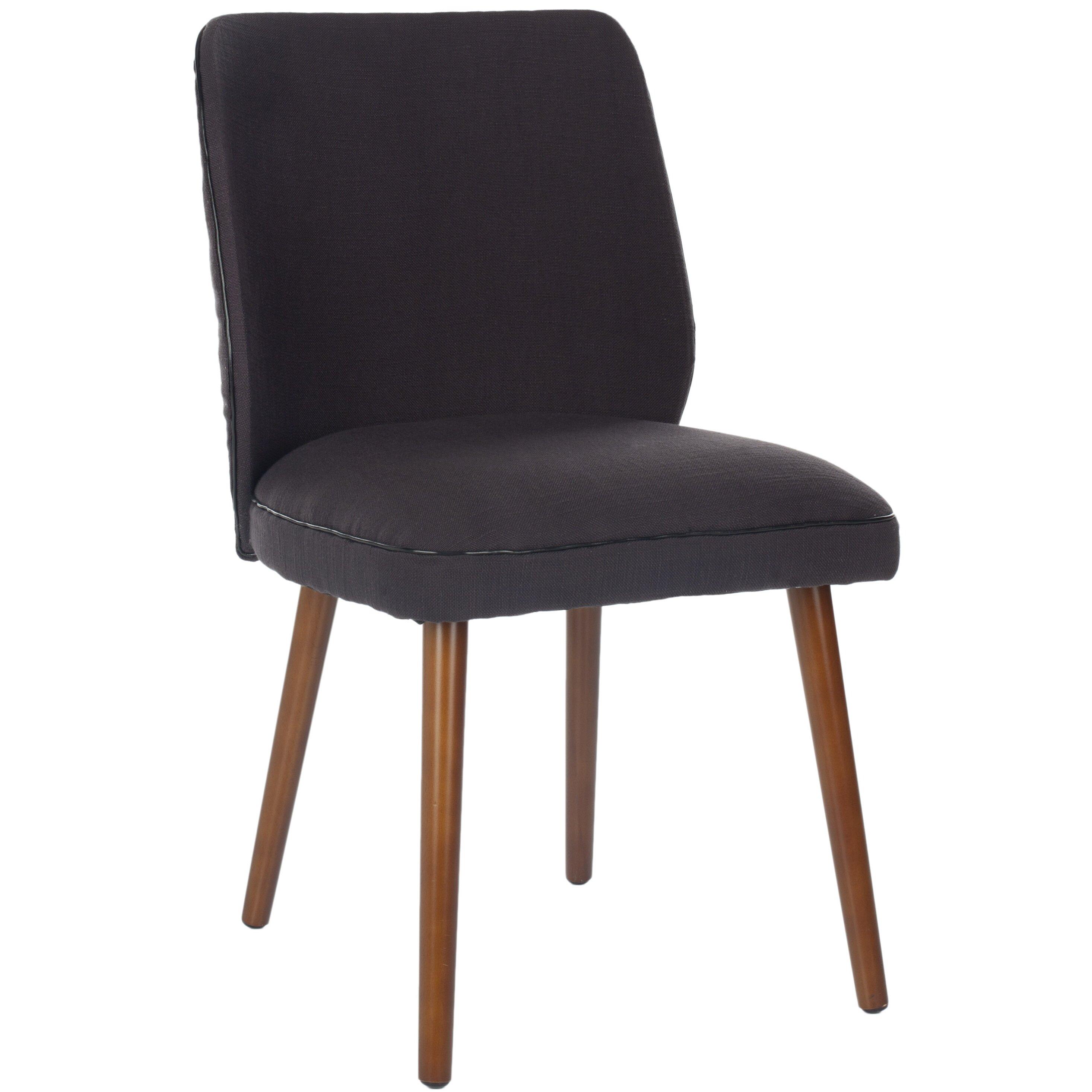 safavieh vernon upholstered dining chair wayfair uk