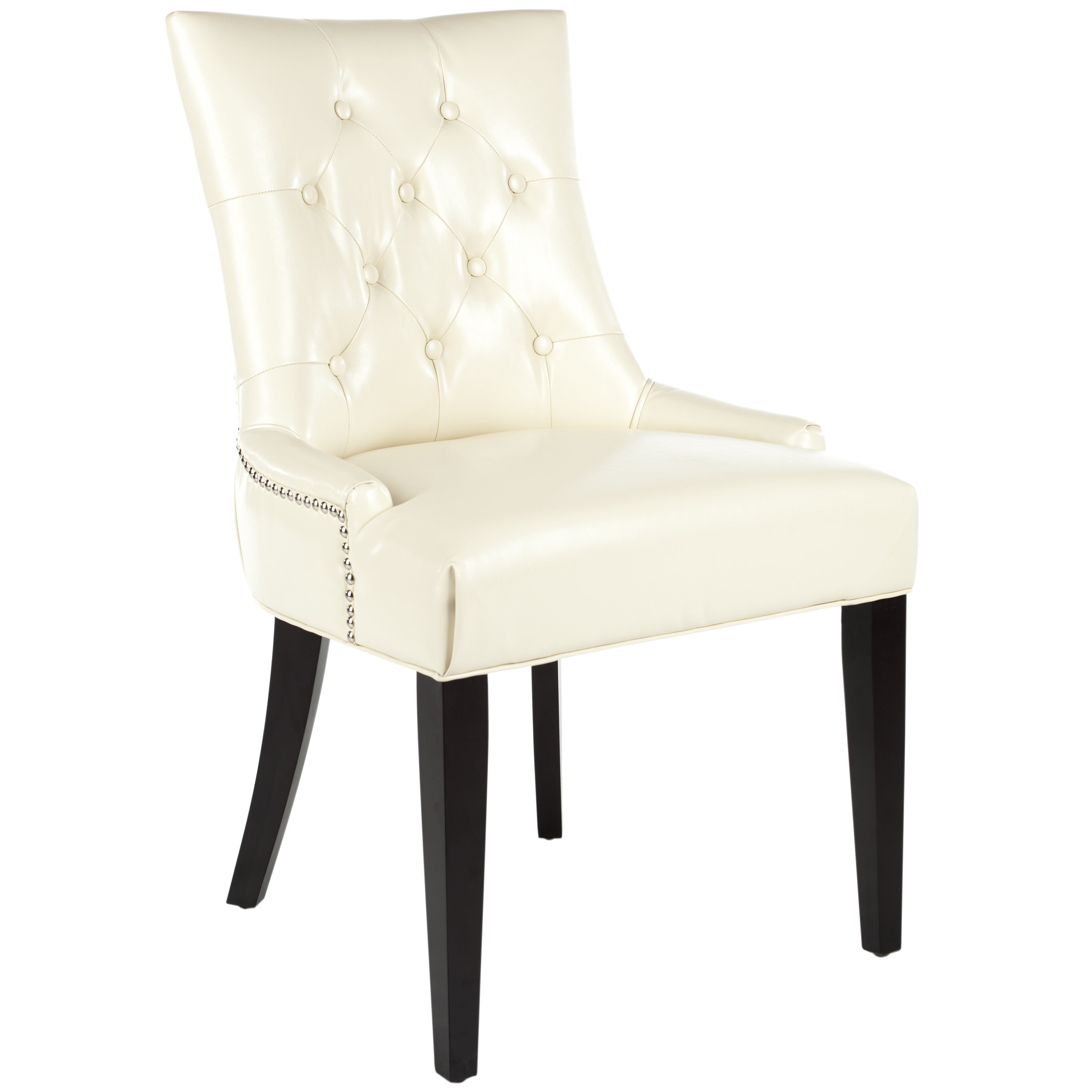 birch dining chairs safavieh solid birch upholstered dining chair 1660
