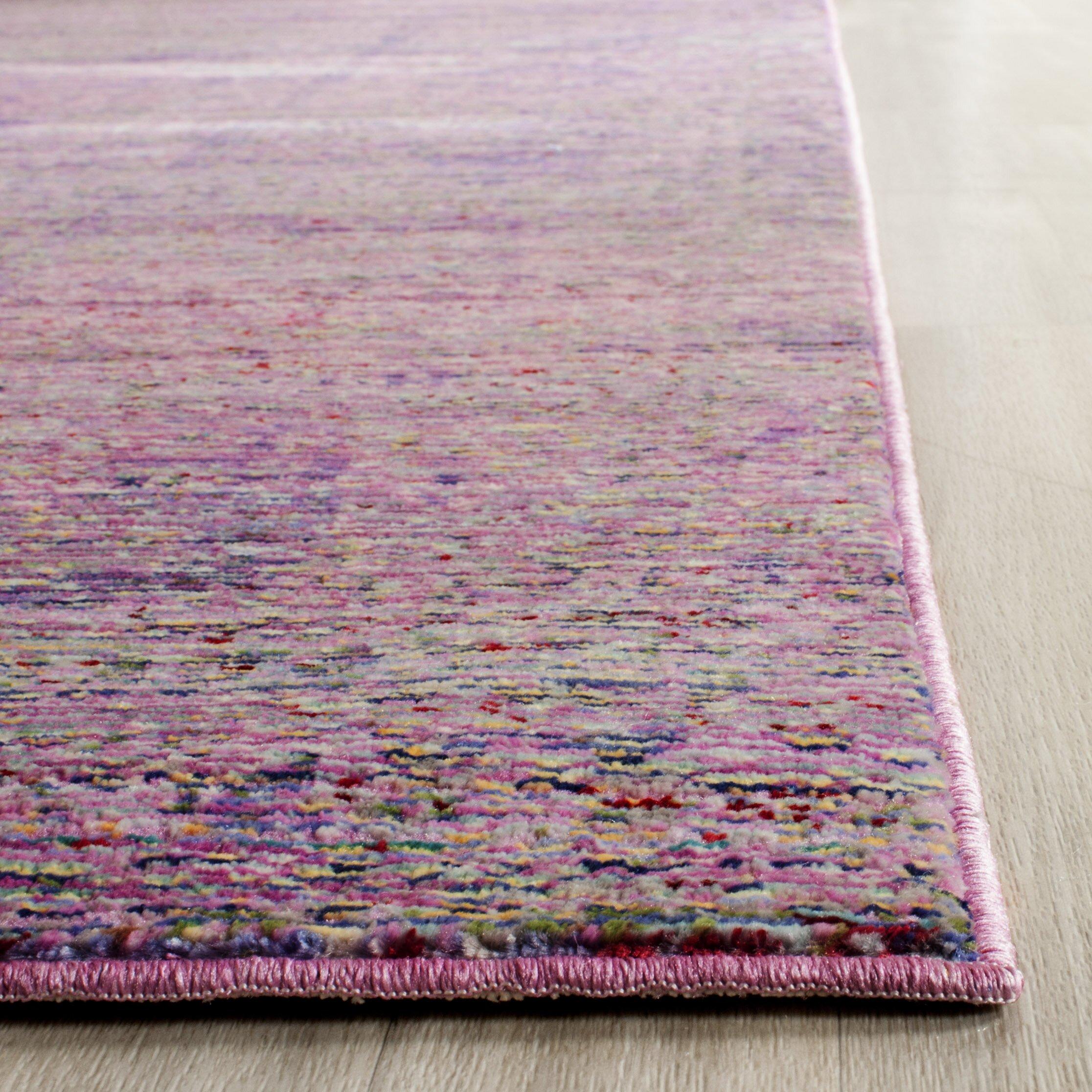 Purple And Lavender Rug: Safavieh Bedford Purple Area Rug & Reviews