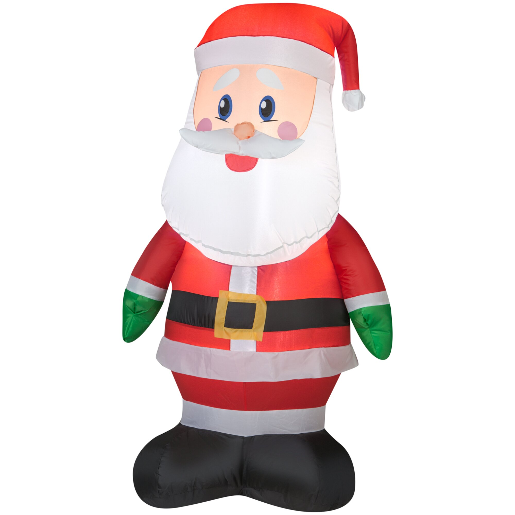 Gemmy Industries Airblown Inflatables Outdoor Santa  : Gemmy Industries Airblown Inflatables Outdoor Santa 36789X from www.wayfair.com size 2000 x 2000 jpeg 266kB