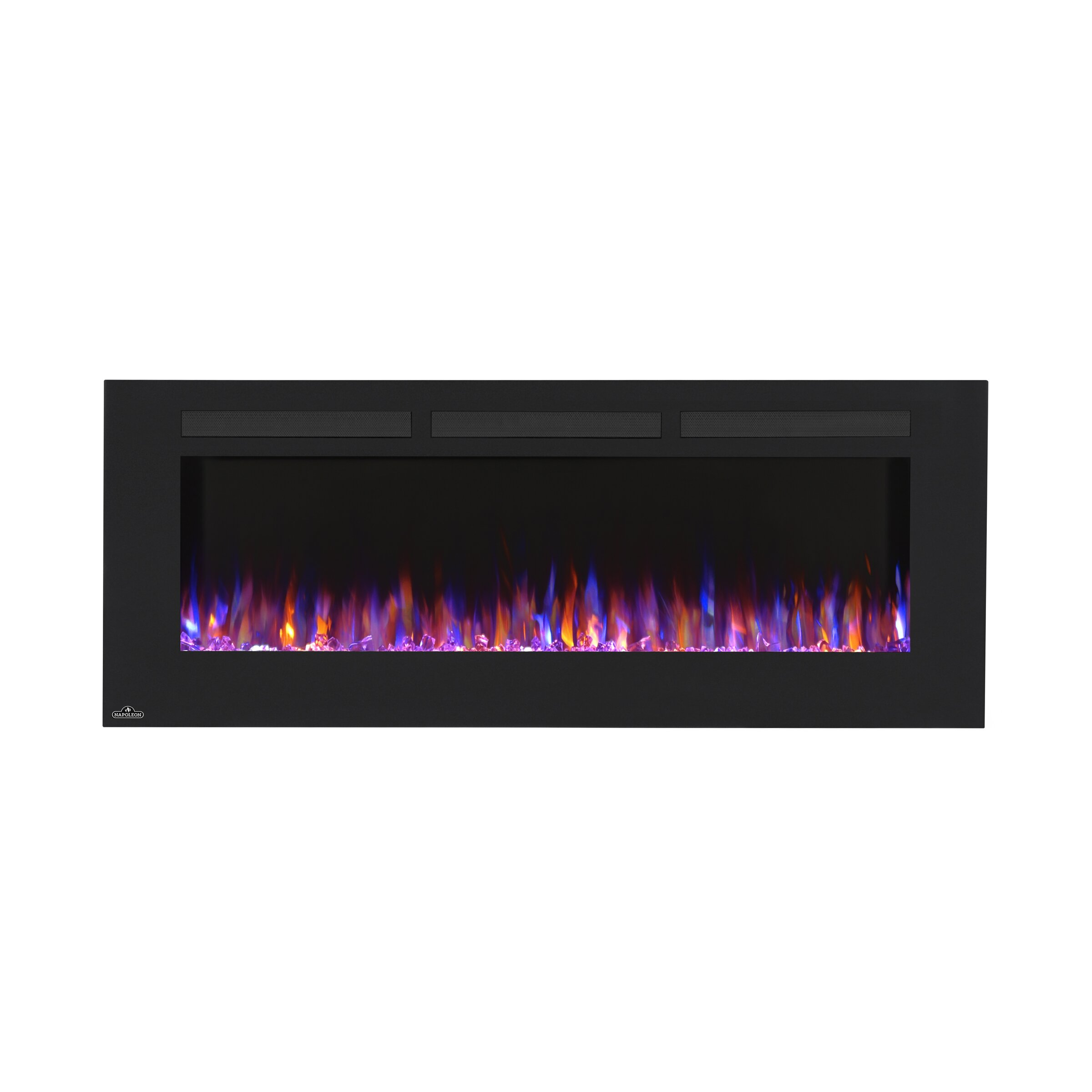 Napoleon Allure Wall Mount Electric Fireplace Reviews Wayfair