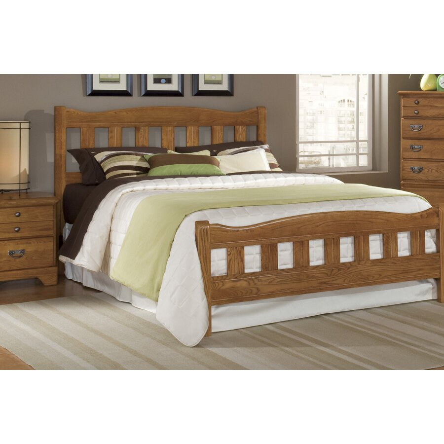 Carolina Furniture Works Inc Creek Side Panel Bed Reviews Wayfair
