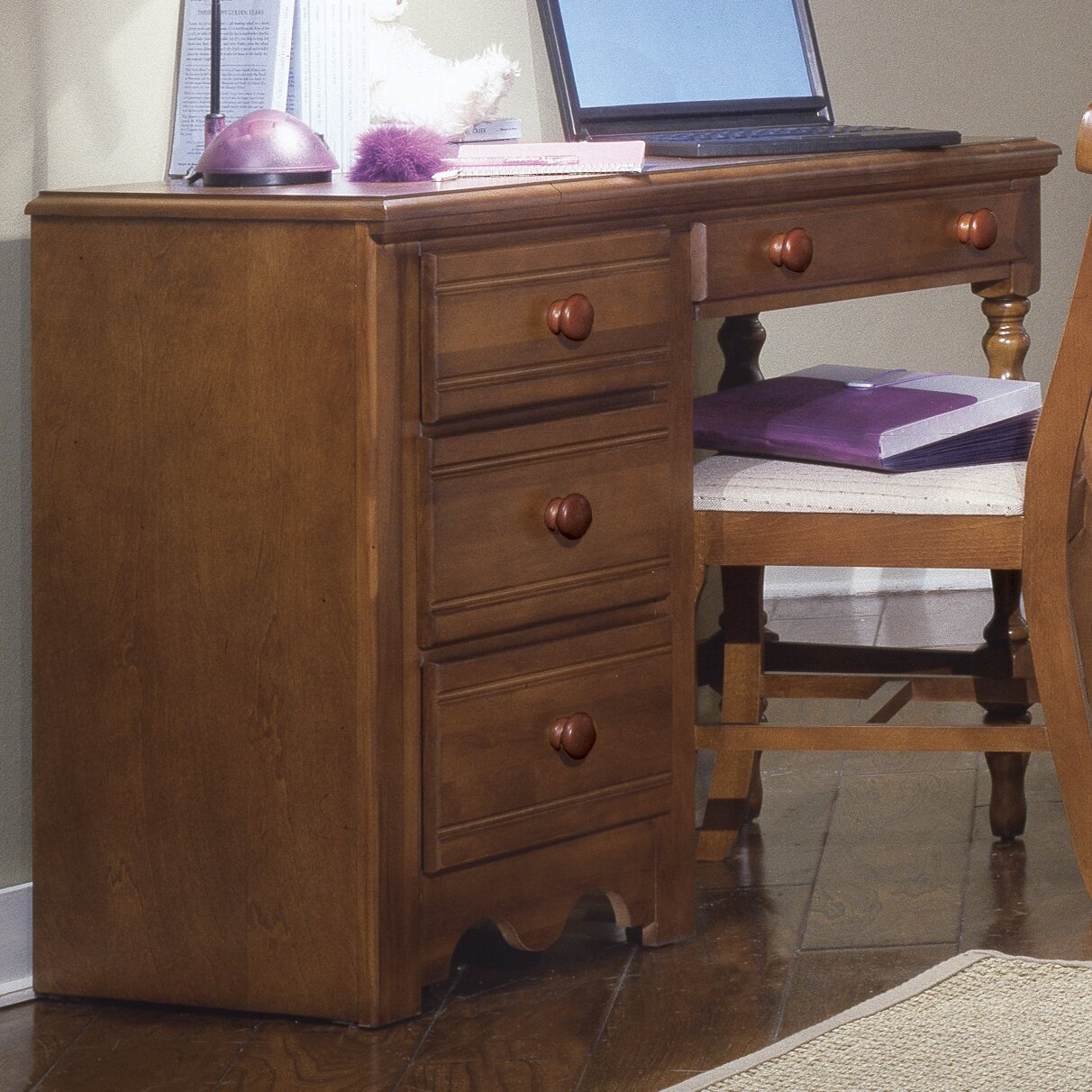 Carolina Furniture Works Inc Crossroads Computer Desk Reviews Wayfair