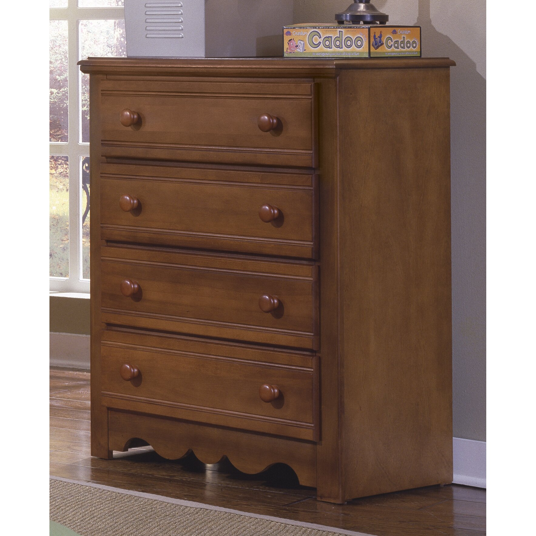 Carolina Furniture Works Inc Crossroads Panel Customizable Bedroom Set Reviews Wayfair
