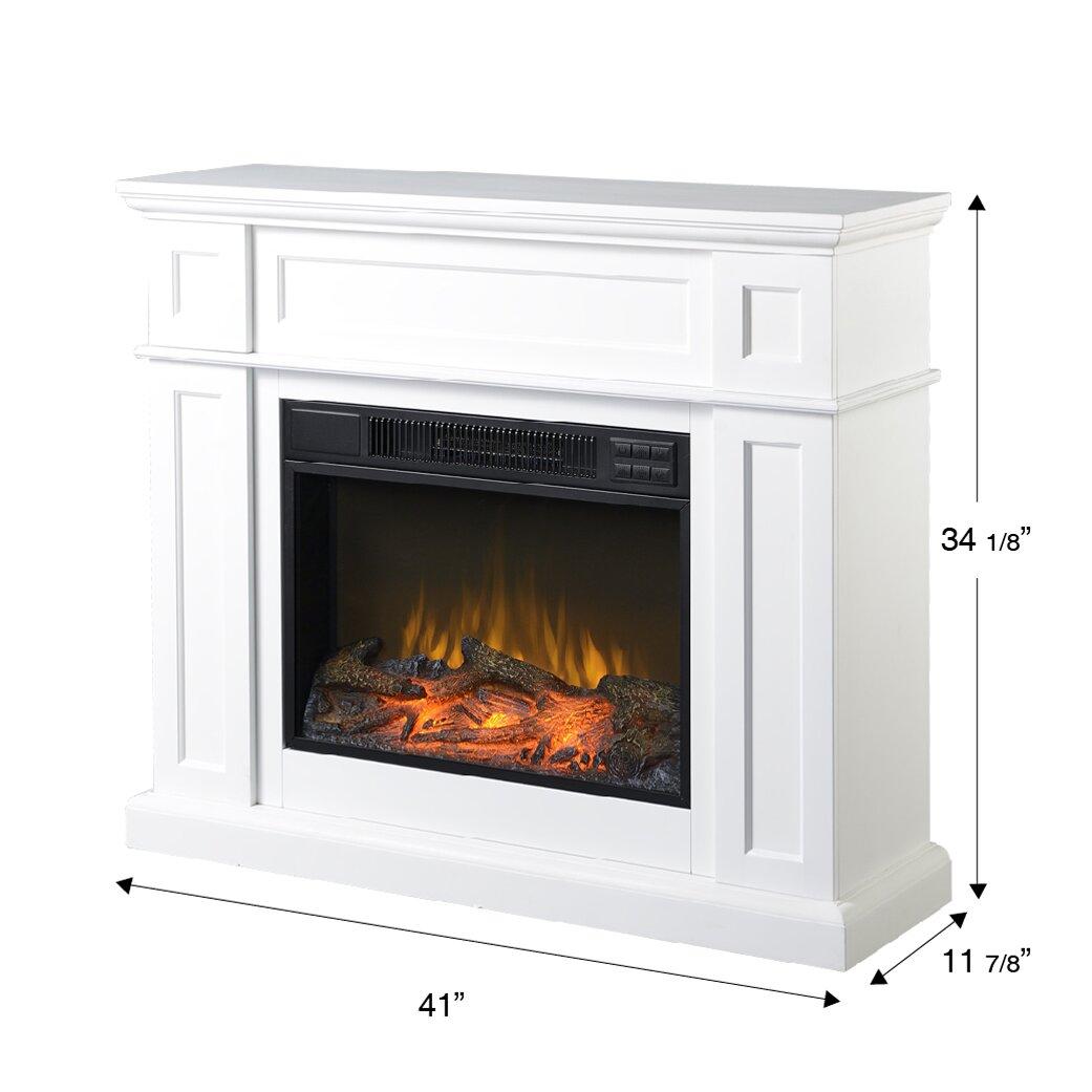 Homestar Flamelux Electric Fireplace Reviews Wayfair