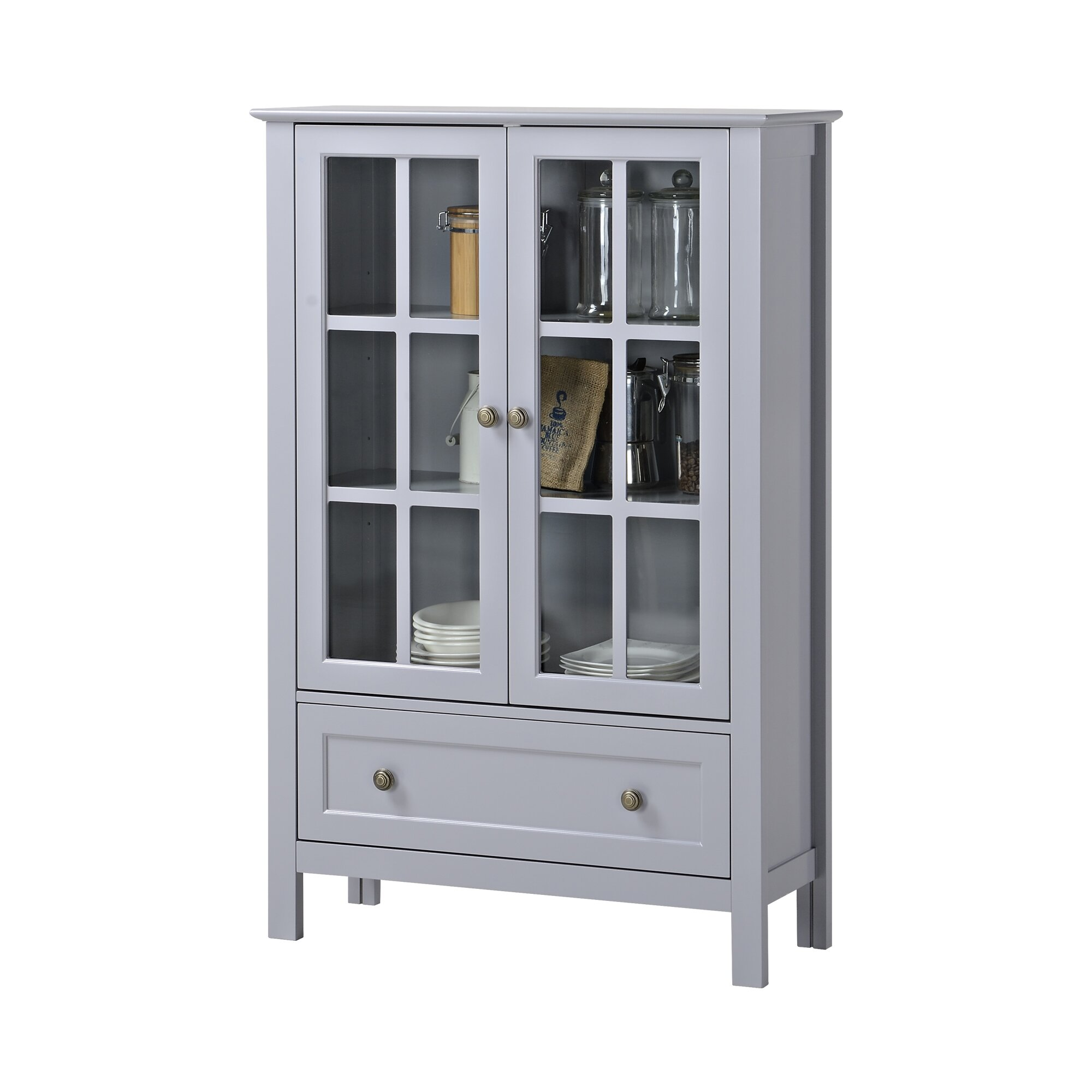 Homestar tall cabinet reviews wayfair for 1 door storage cabinet