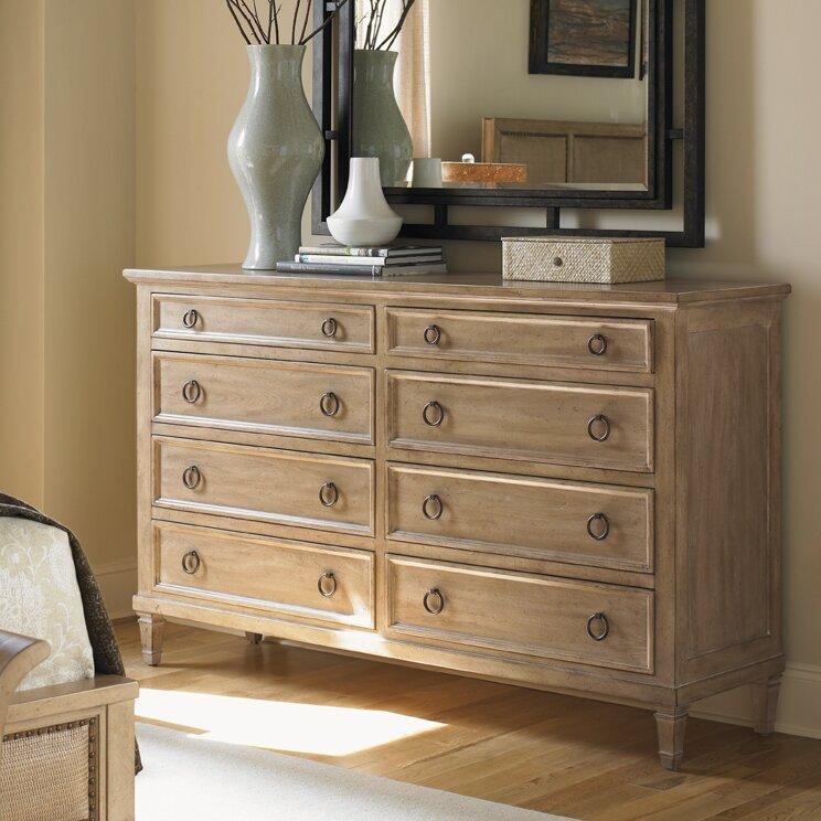 Lexington Furniture Bedroom Sets: Lexington Monterey Sands Panel Customizable Bedroom Set