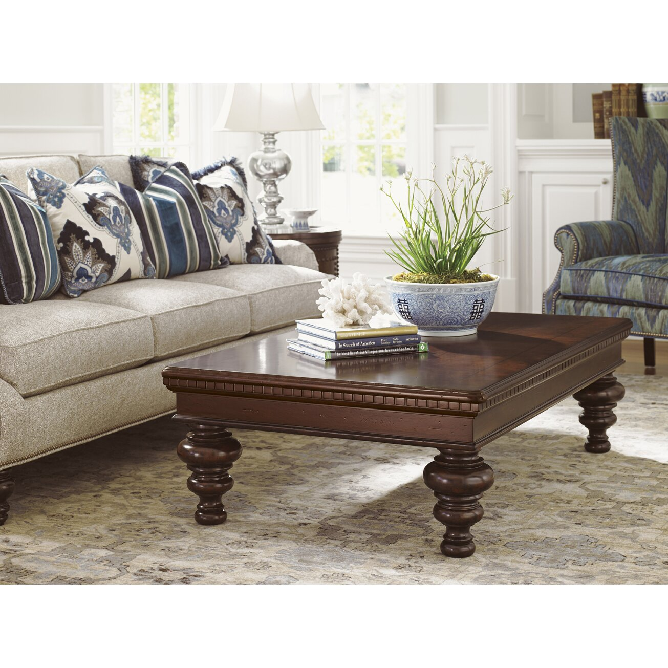 Lexington Kilimanjaro Coffee Table Reviews Wayfair