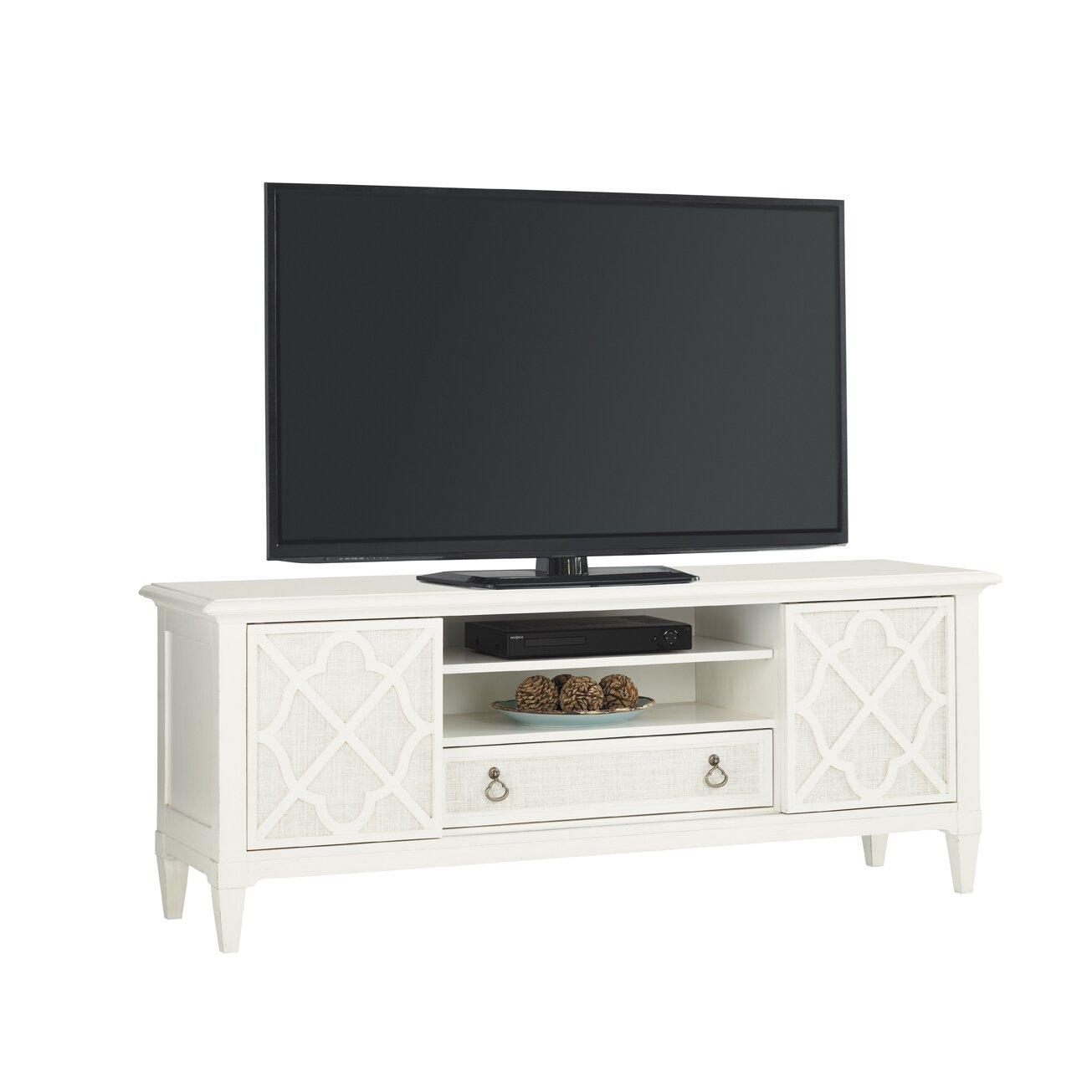 tommy bahama home ivory key tv stand  u0026 reviews