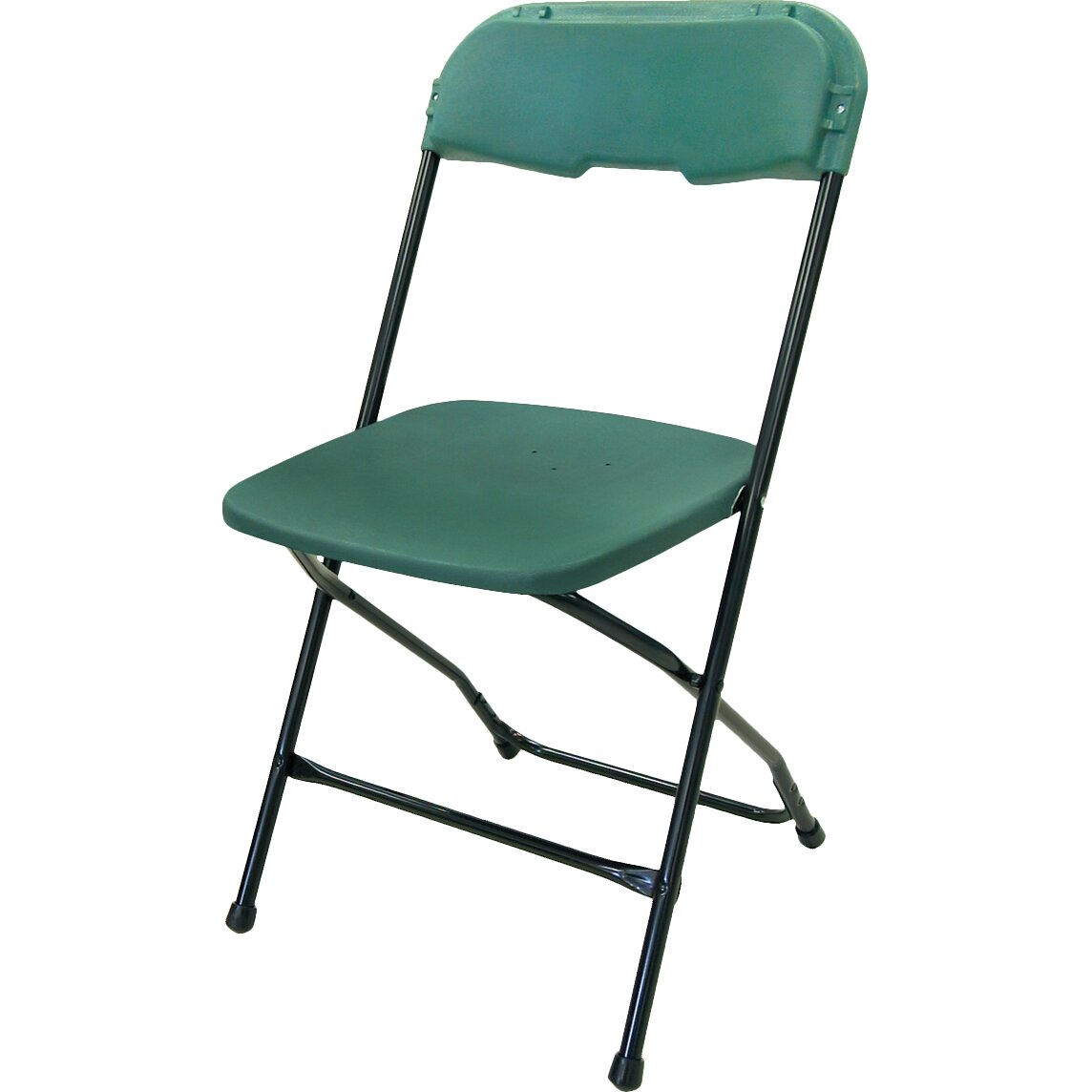 McCourt Manufacturing Series 5 Plastic Folding Chair & Reviews