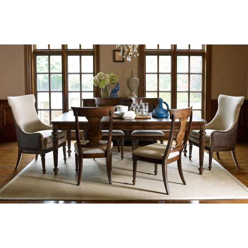 Legacy classic furniture barrington farm 7 piece dining for Furniture 7 reviews