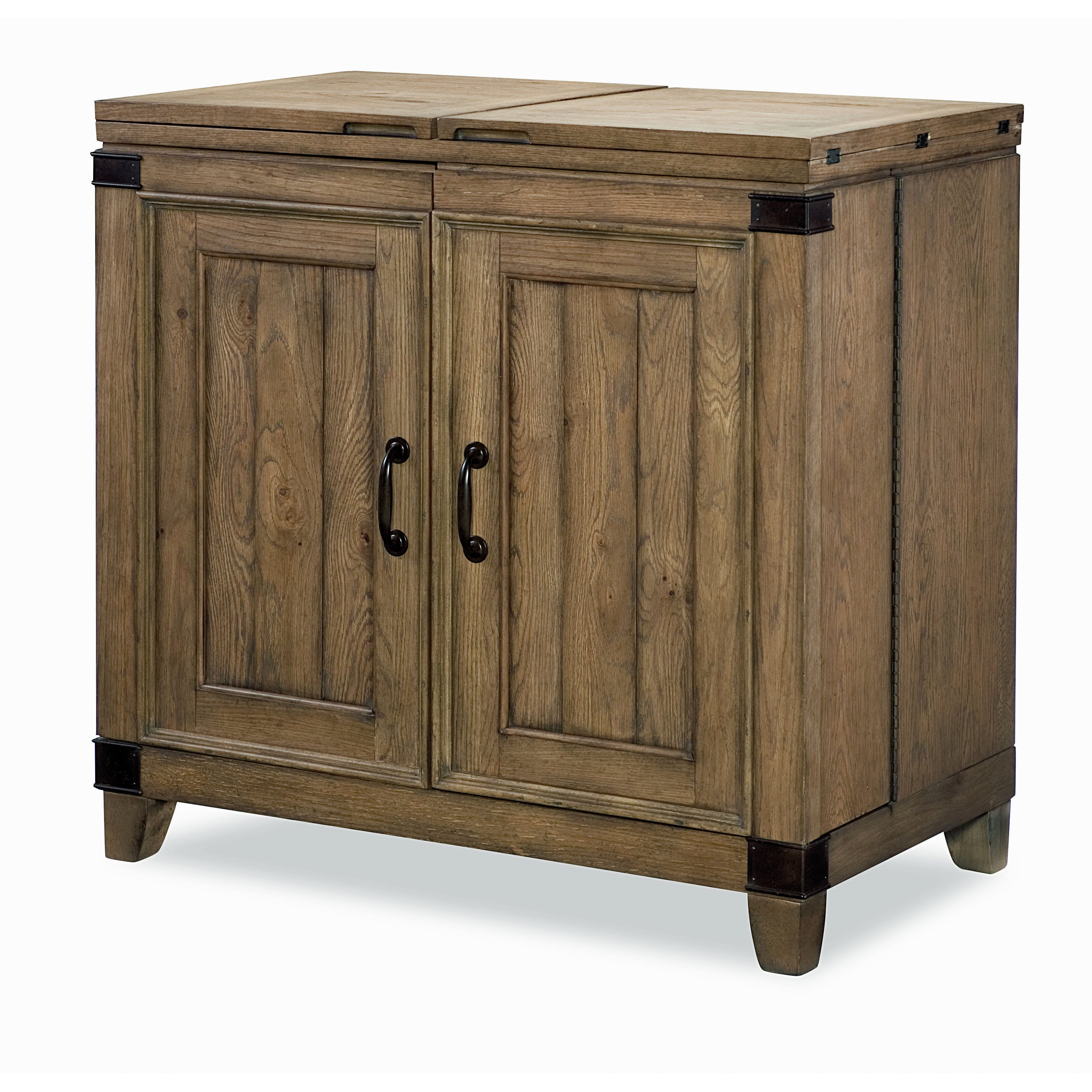Legacy Classic Furniture MetalWorks Bar Cabinet & Reviews