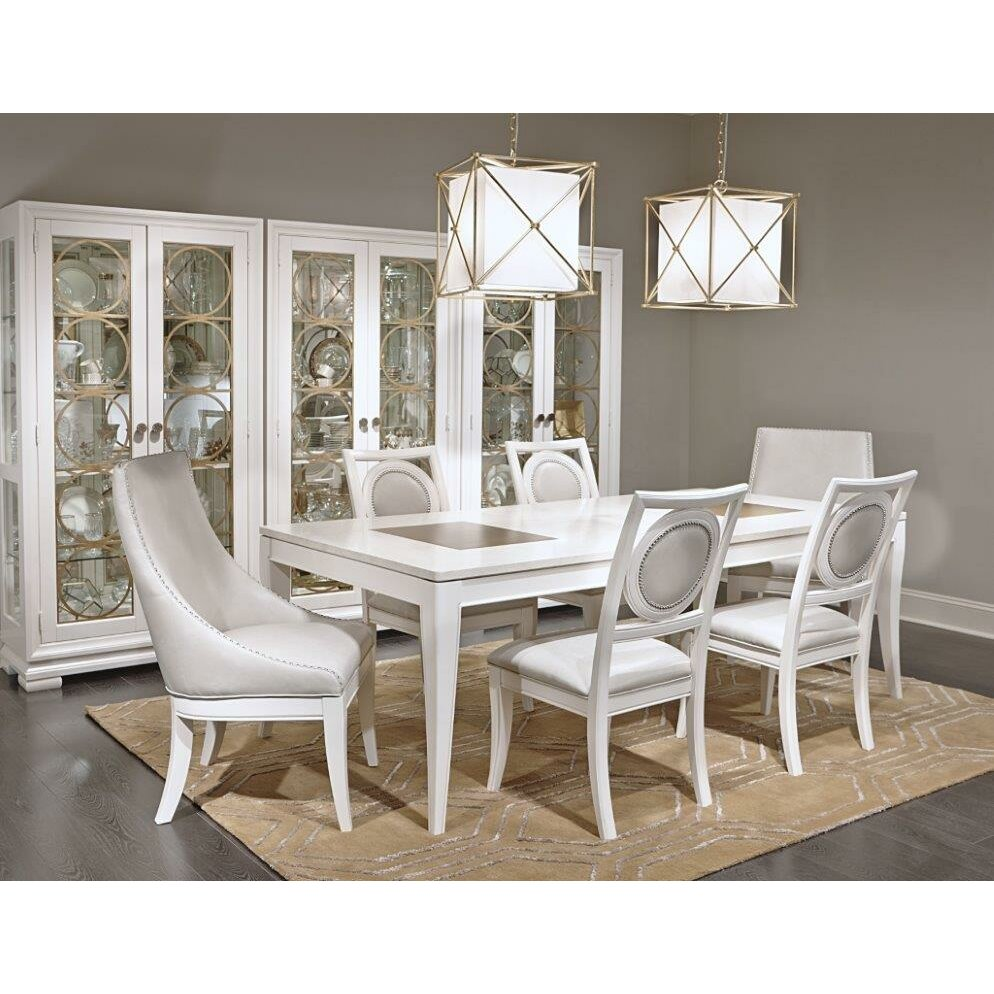 Legacy Classic Furniture Tower Suite 7 Piece Dining Set