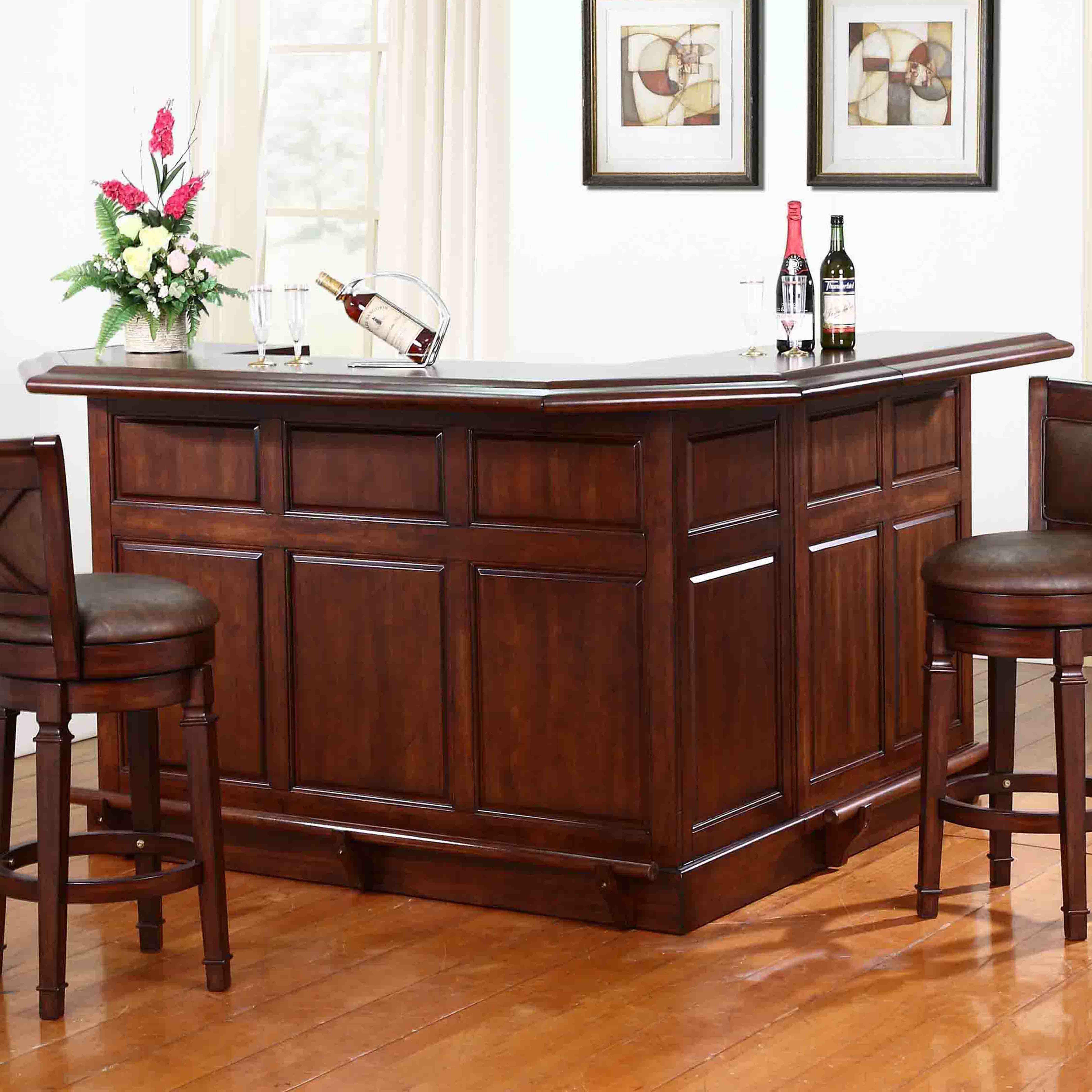 ECI Furniture Belvedere Home Bar & Reviews