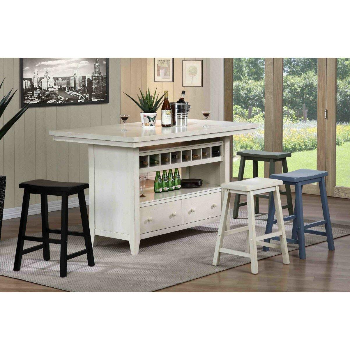 Like Furniture Kitchen Islands: ECI Furniture Four Seasons Kitchen Island & Reviews