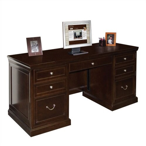 Kathy Ireland Home By Martin Furniture Fulton Credenza Desk Reviews Wayfair