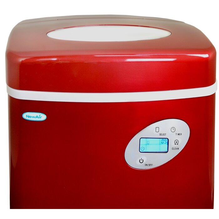 Newair 14 25 Quot W 50 Lb Portable Ice Maker Amp Reviews Wayfair