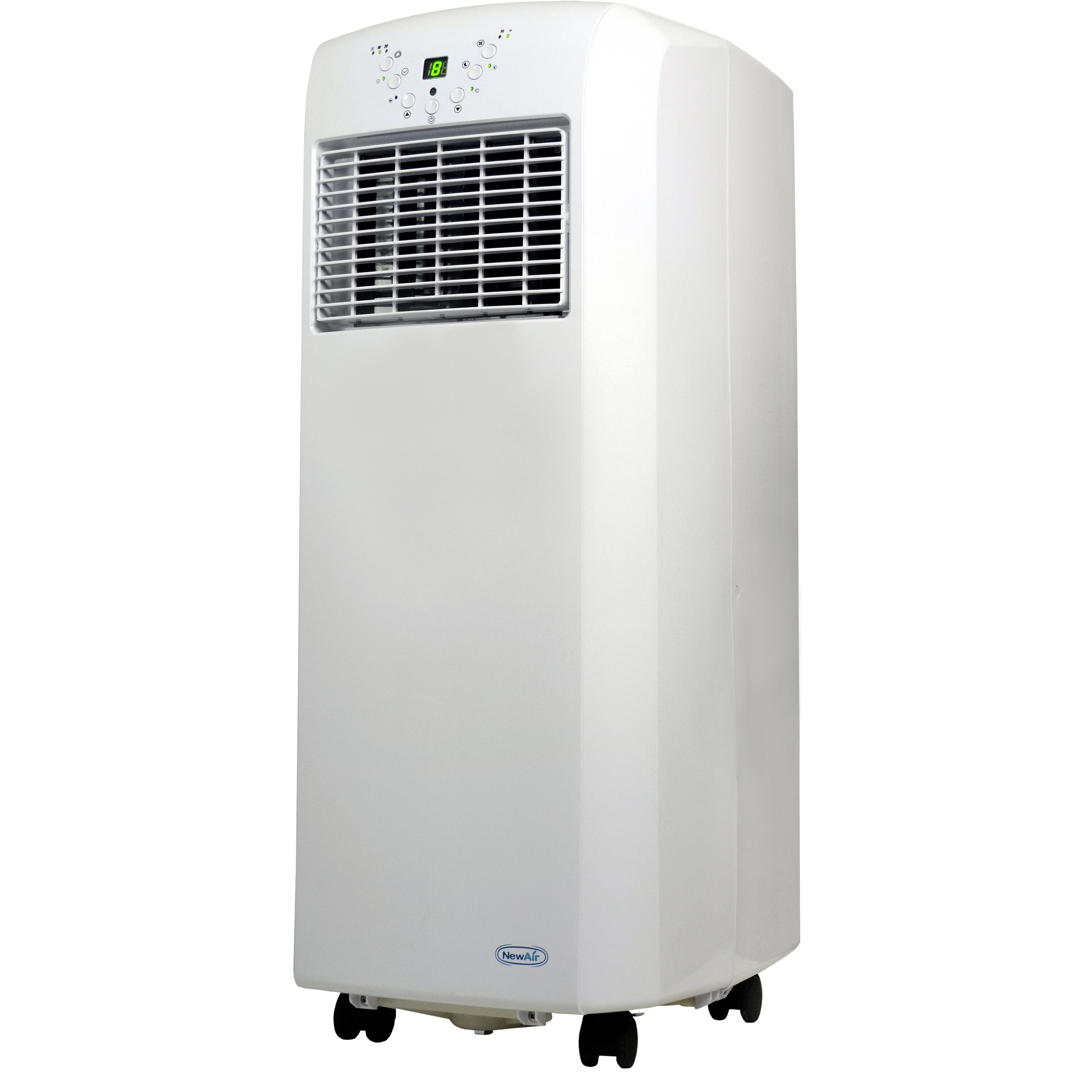 NewAir Ultra Compact 10 000 BTU Portable Air Conditioner with Remote  #61614B