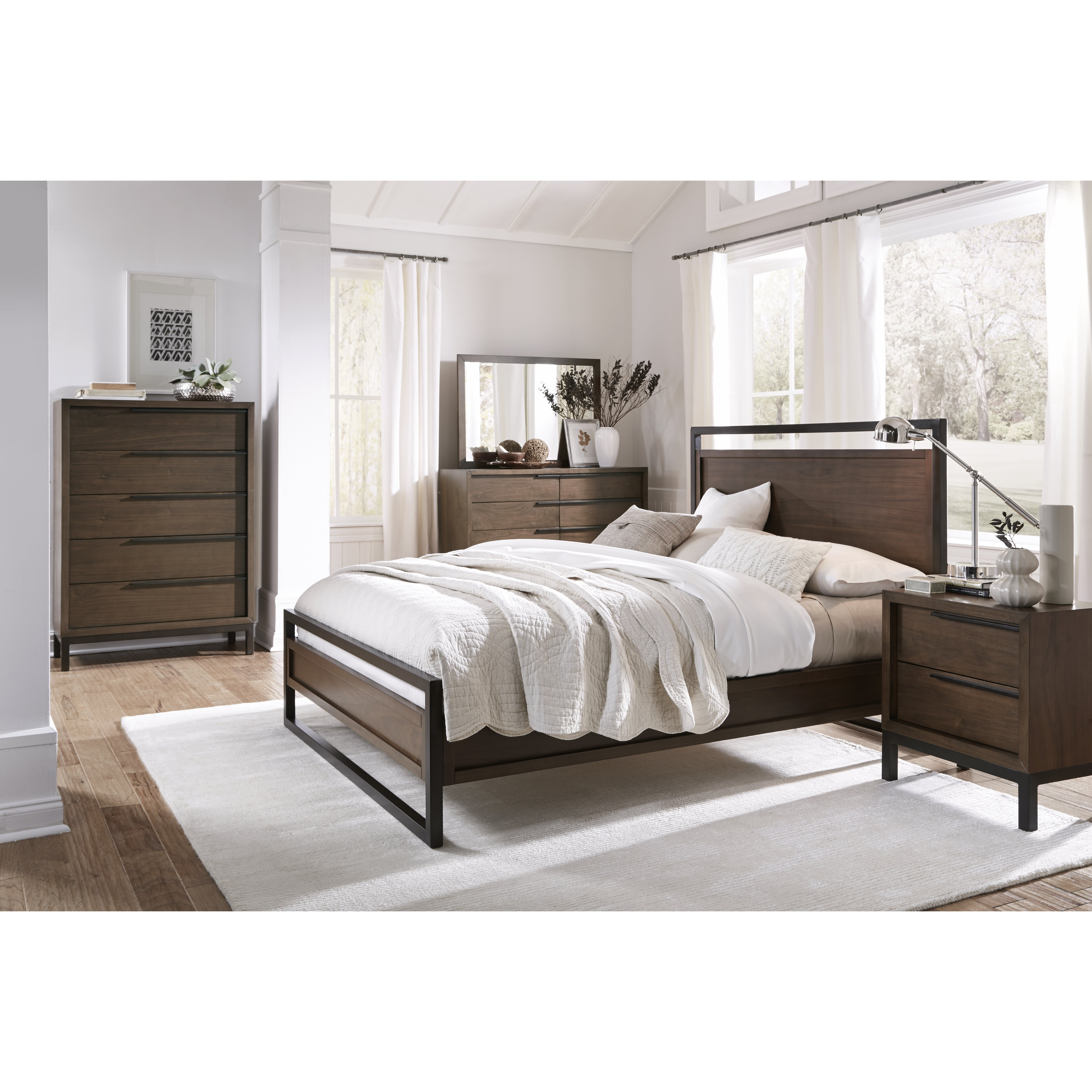 Latitude Run Platform Customizable Bedroom Set & Reviews