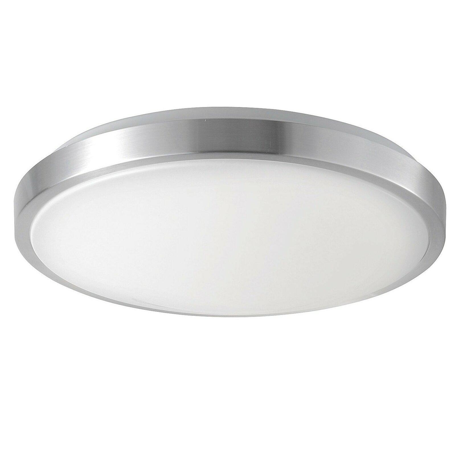 Leuchten direkt simscha led flush ceiling light reviews