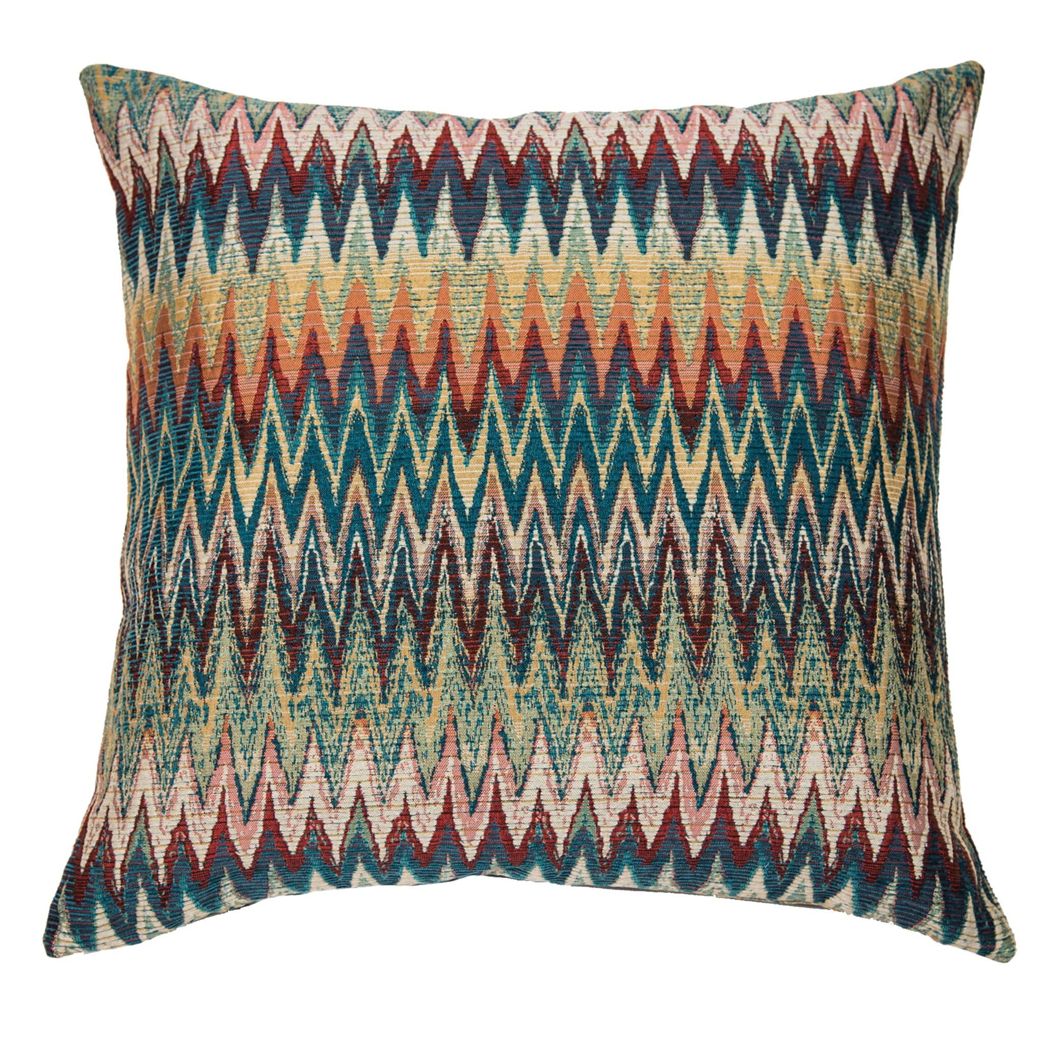 Throw Pillows Matching Curtains : Michael Amini Maui Throw Pillow Wayfair