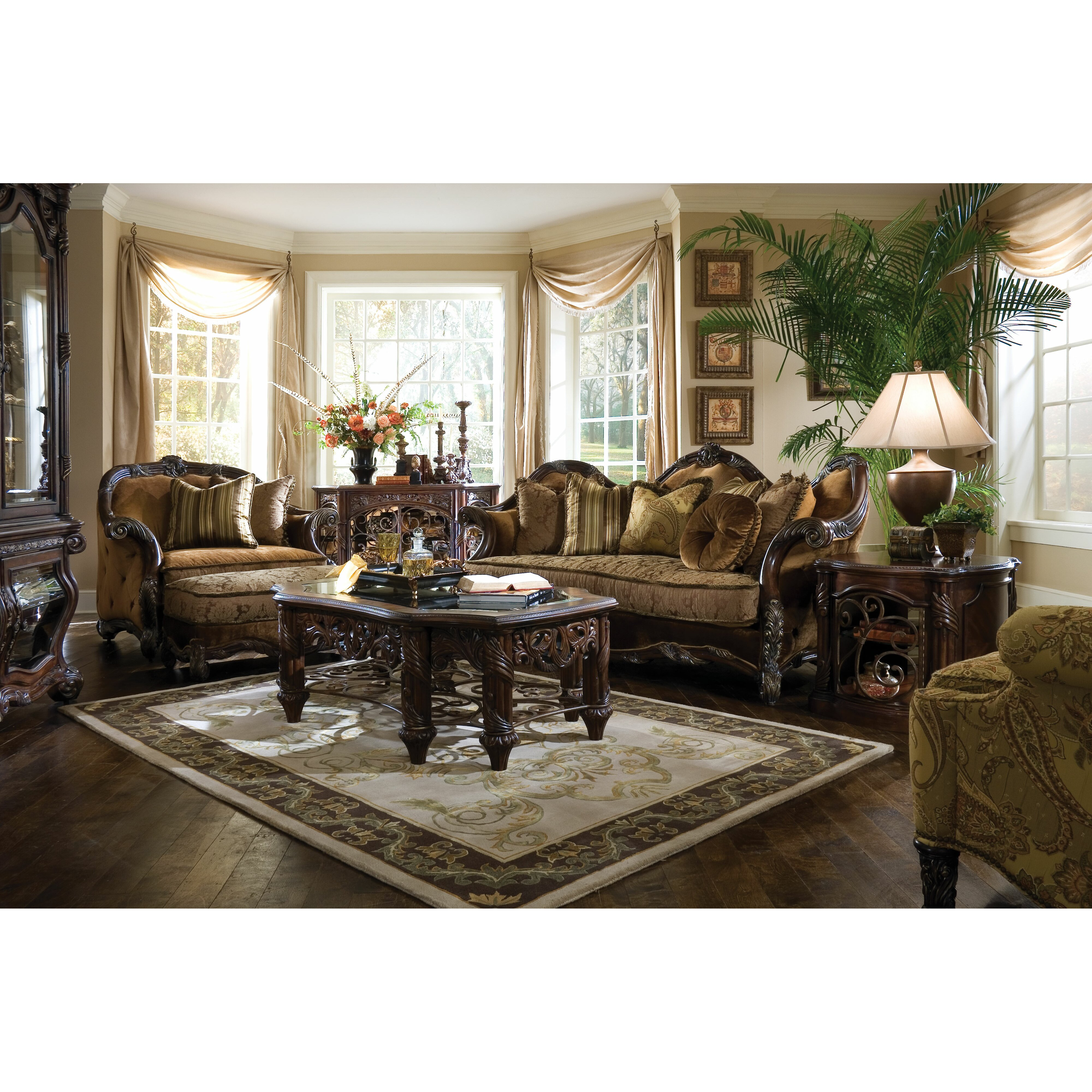 living room furniture traditional living room sets michael amini