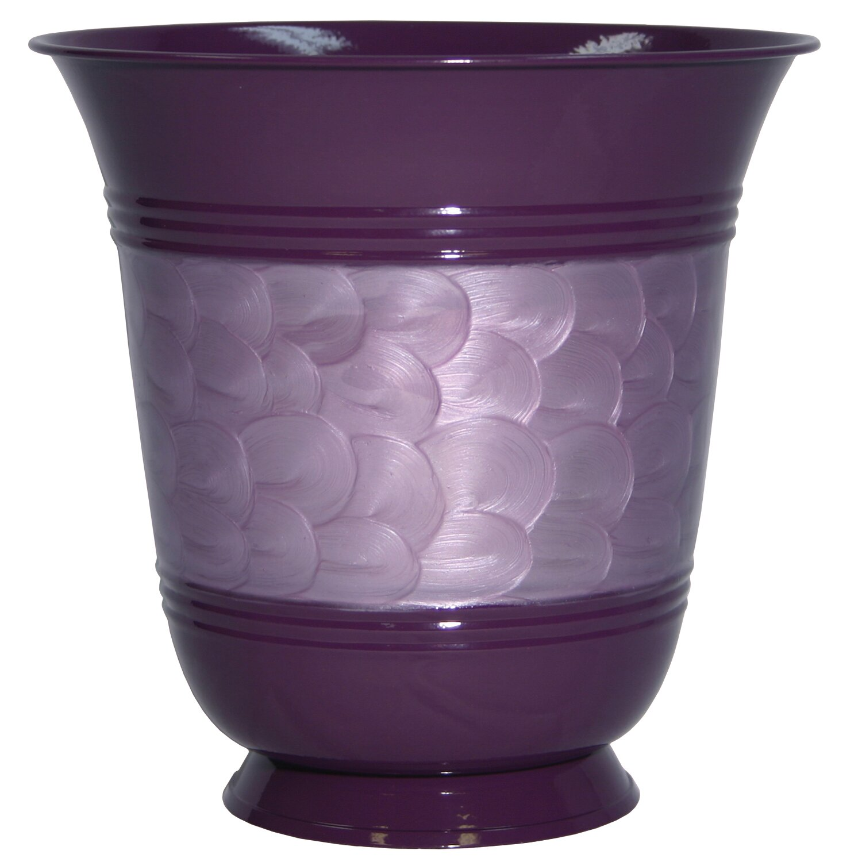 Robert Allen Home And Garden Round Pot Planter Reviews Wayfair