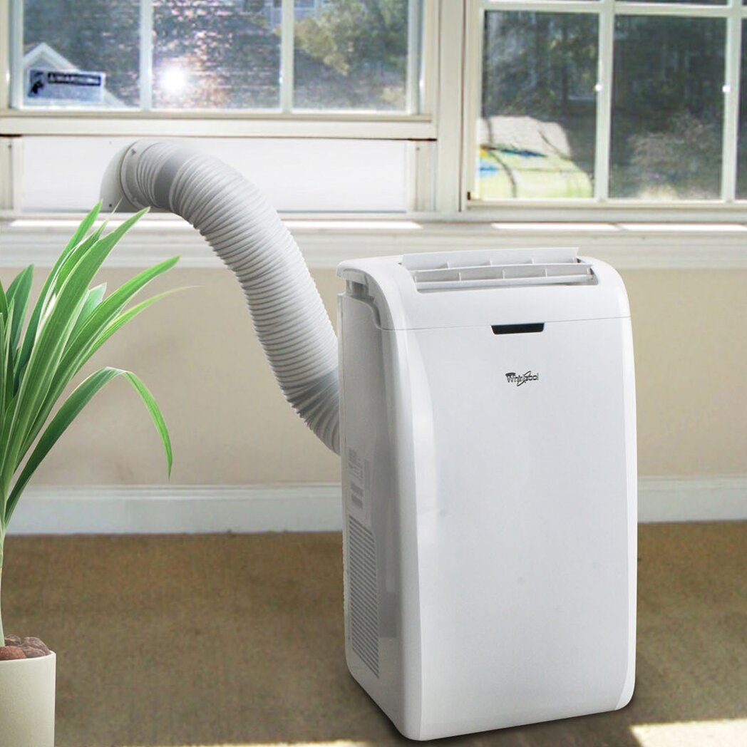 portable air conditioner in bedroom grey gloss bedroom drawers
