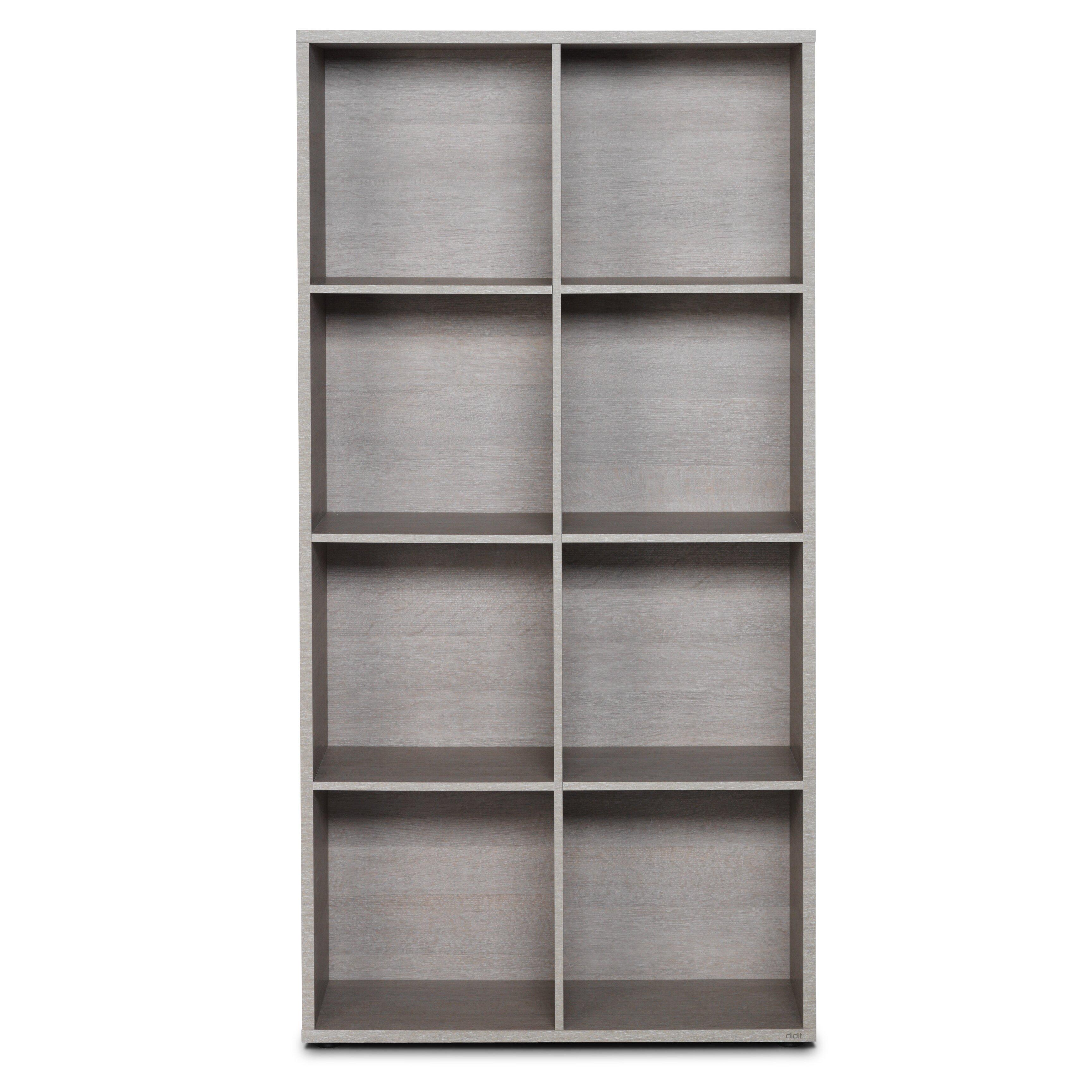 Bestar Clic Furniture 55 Cube Unit Bookcase Reviews Wayfair