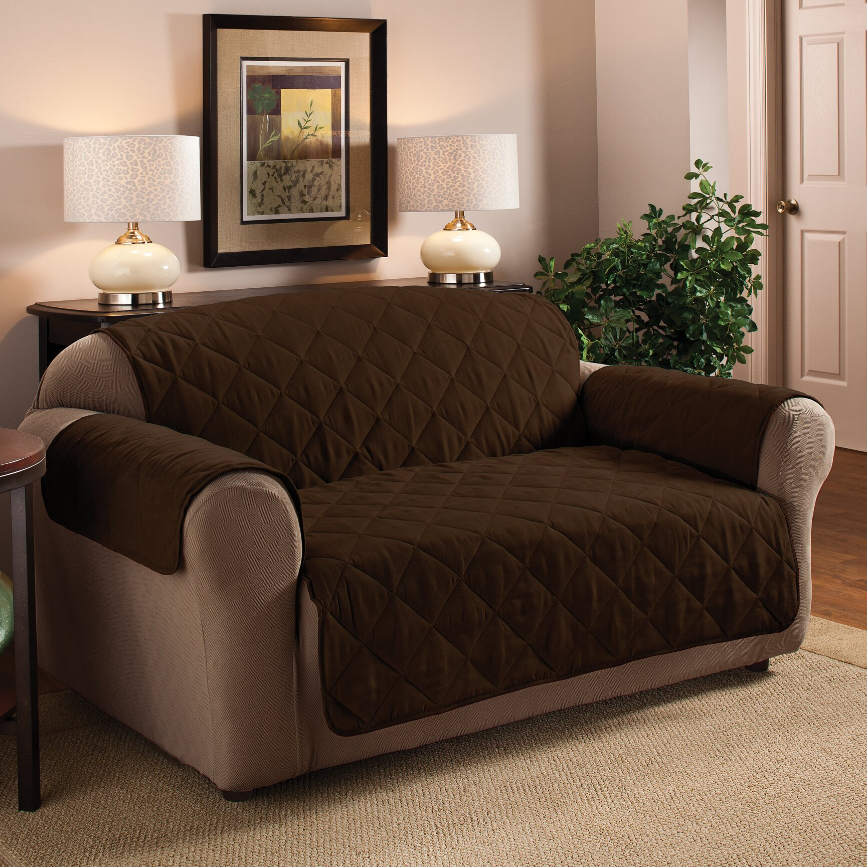 Innovative Textile Solutions Faux Suede Furniture Sofa