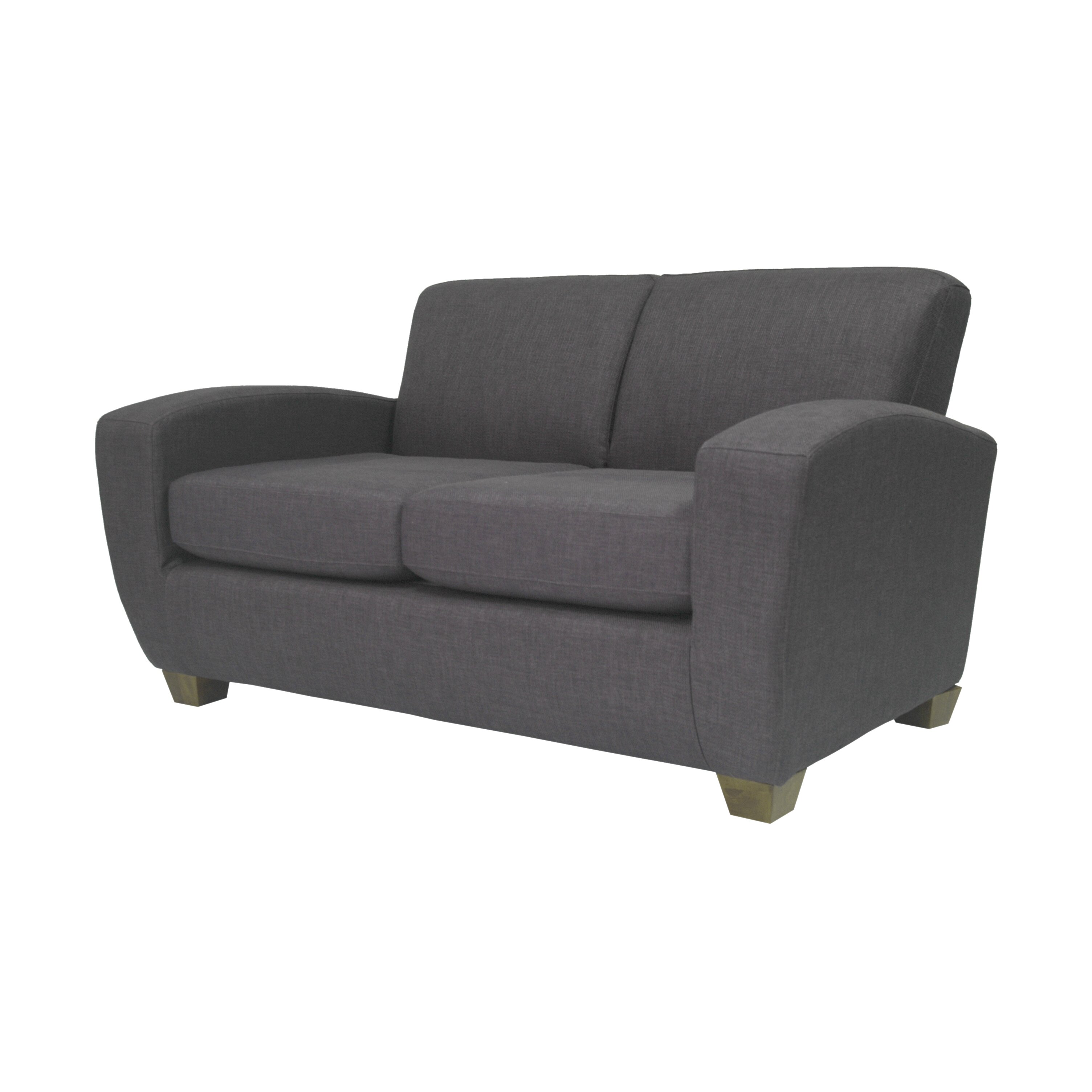 Fox Hill Trading Scandic Ultra Lightweight Loveseat Wayfair