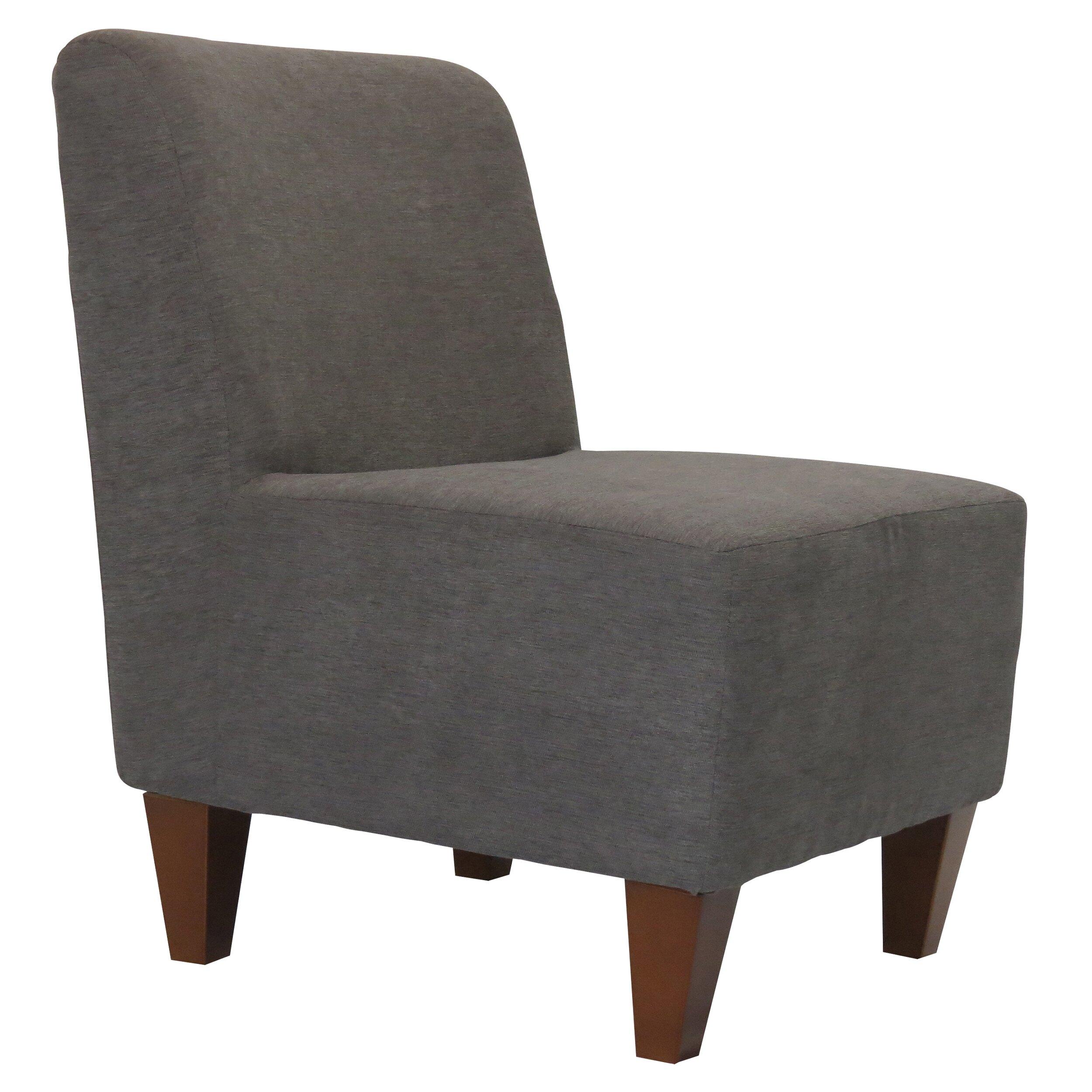 Fox hill trading penelope slipper chair reviews wayfair for Slipper chair