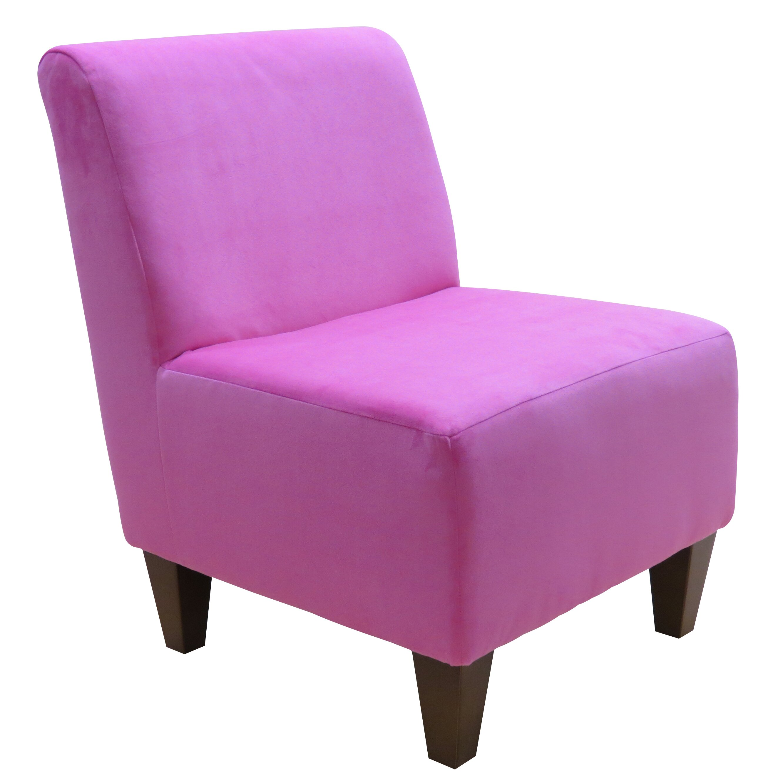 Fox hill trading penelope armless slipper chair reviews for Slipper chair