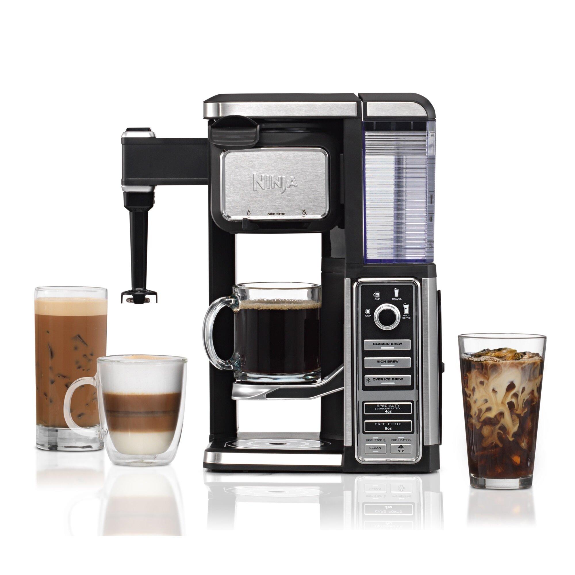 Kitchen Living Coffee Maker Reviews : Ninja Coffee Maker & Reviews Wayfair