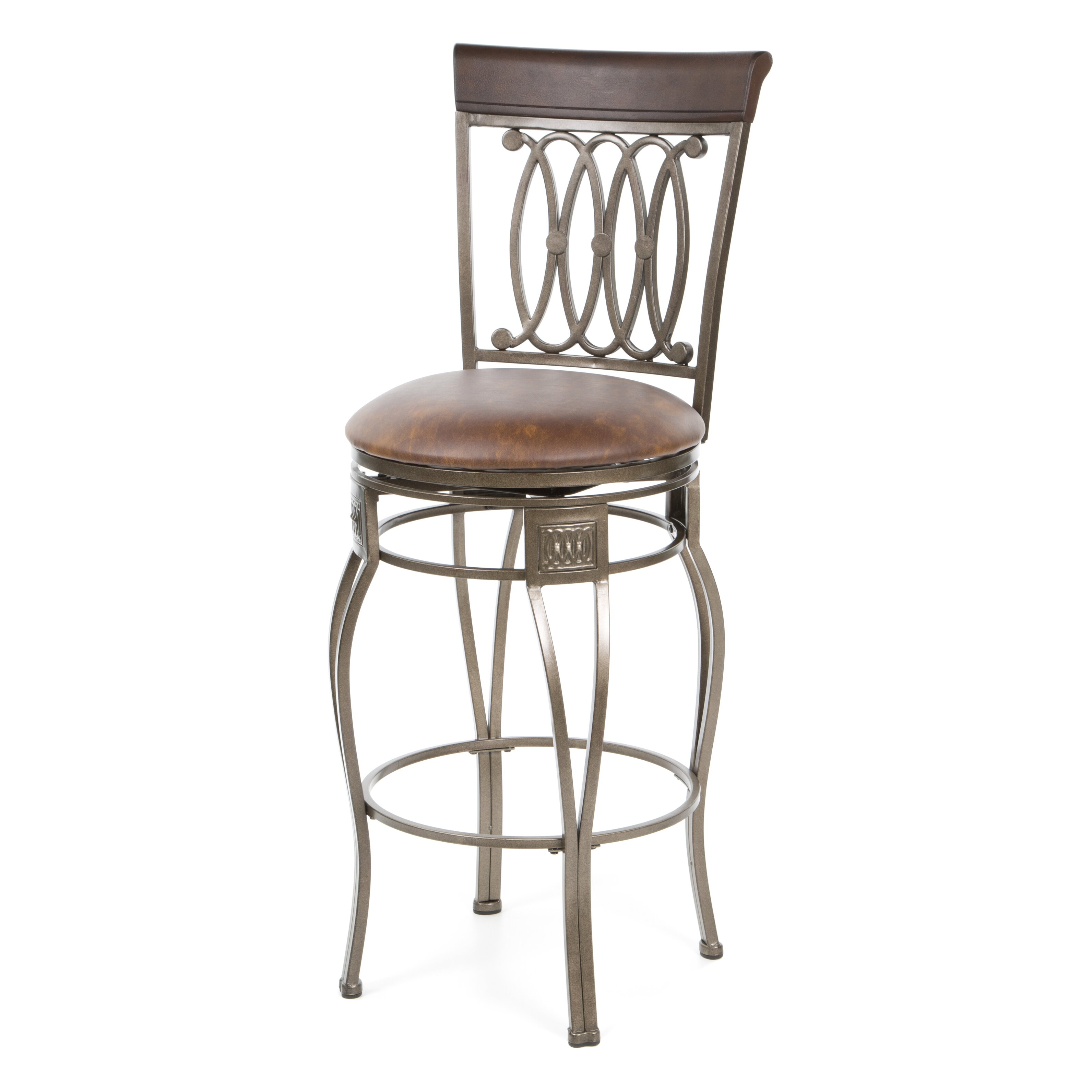 hillsdale montello 30 swivel bar stool reviews wayfair