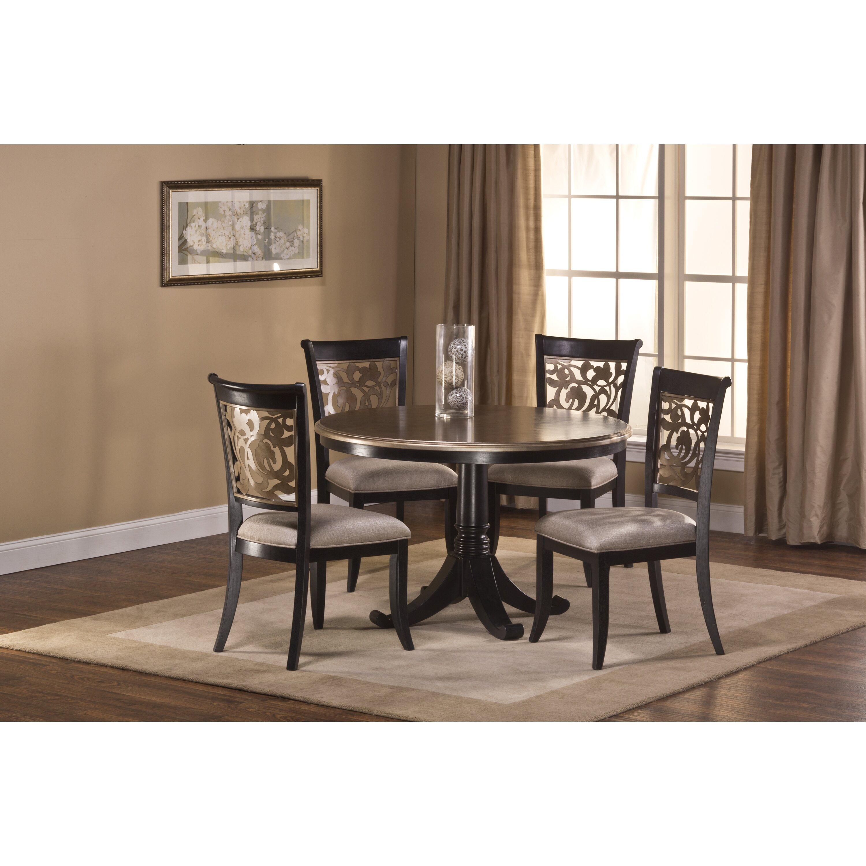 Hillsdale Furniture Bennington 5pc Dining Room Set In: Hillsdale Bennington 5 Piece Dining Set & Reviews