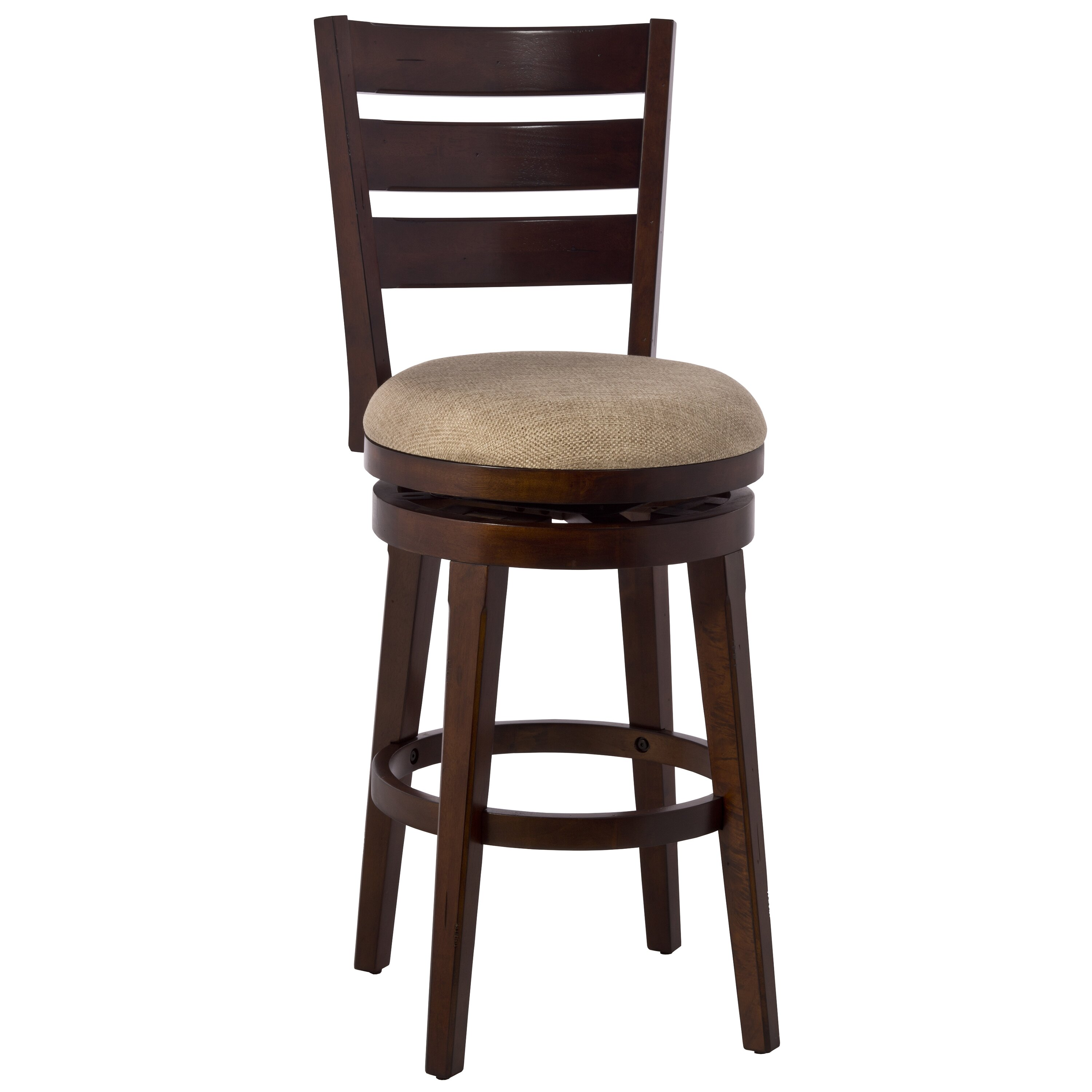 Hillsdale 26 swivel bar stool reviews wayfair for Furniture 2 day shipping