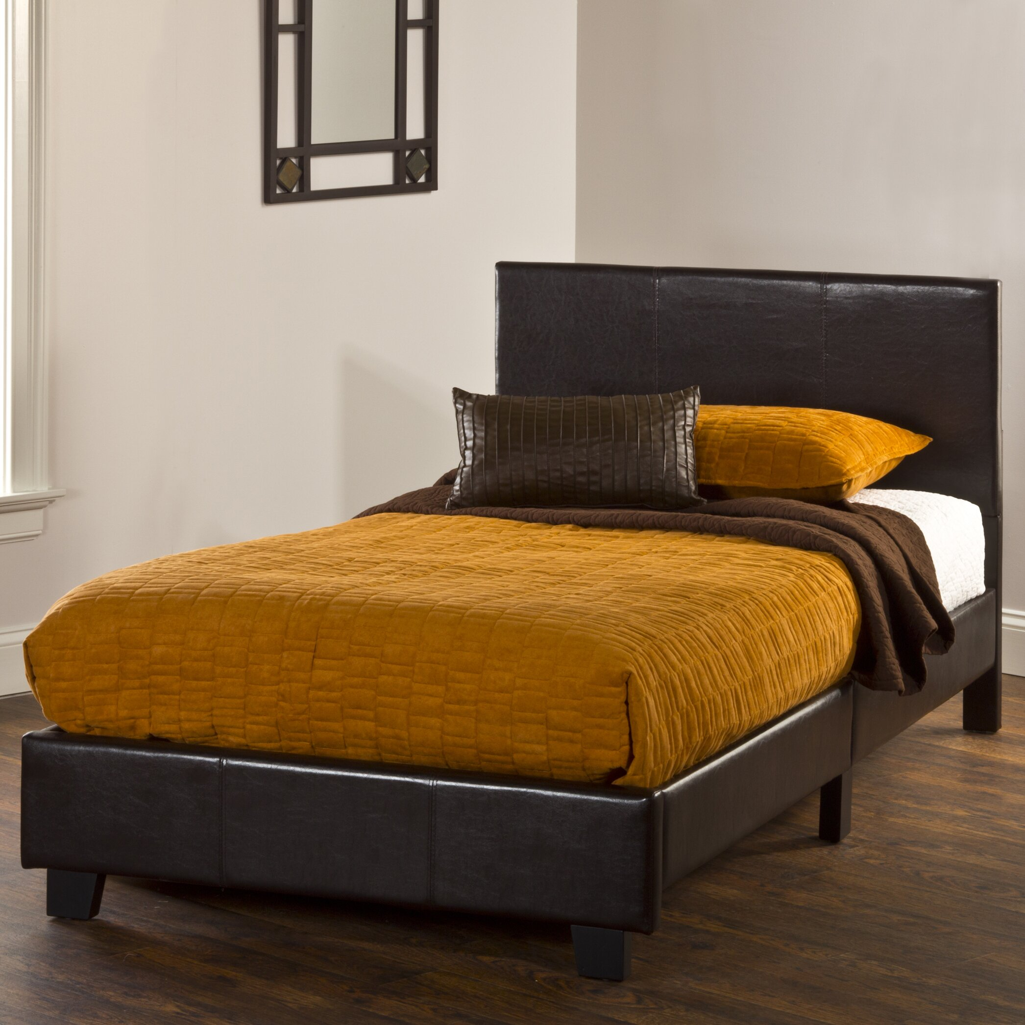 Hillsdale Springfield Twin Platform Bed & Reviews