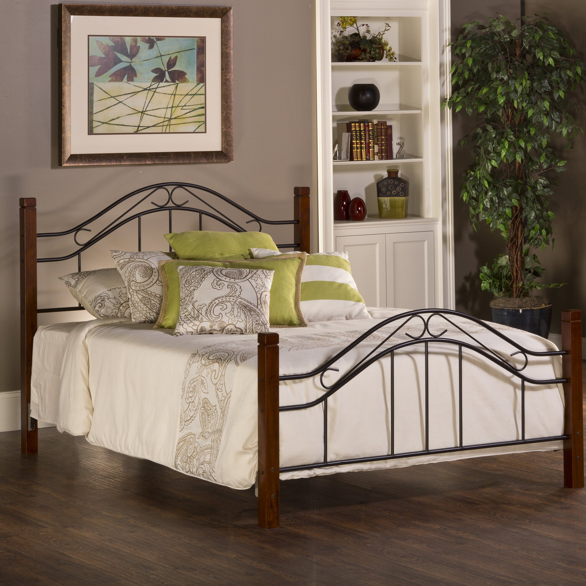 Hillsdale Matson Panel Bed Amp Reviews Wayfair