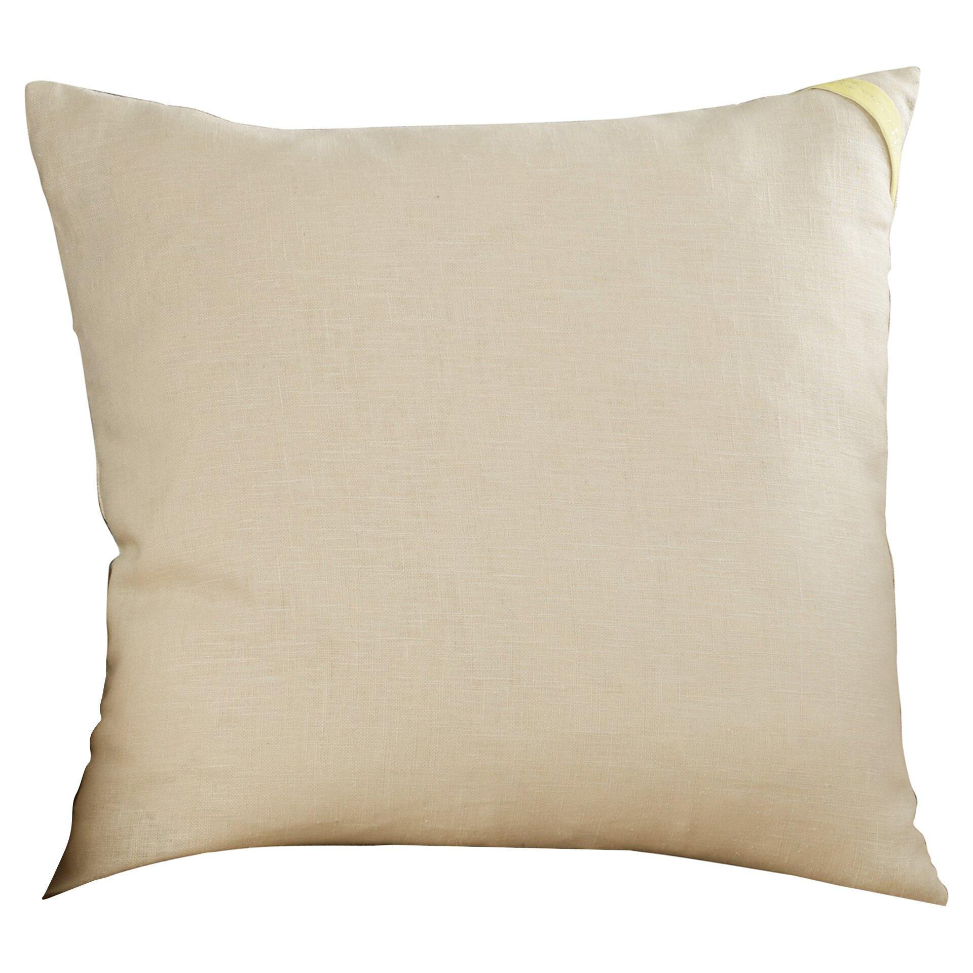 Decorative Pillows Trina Turk : Trina Turk Residential Waterflow Linen Throw Pillow & Reviews Wayfair